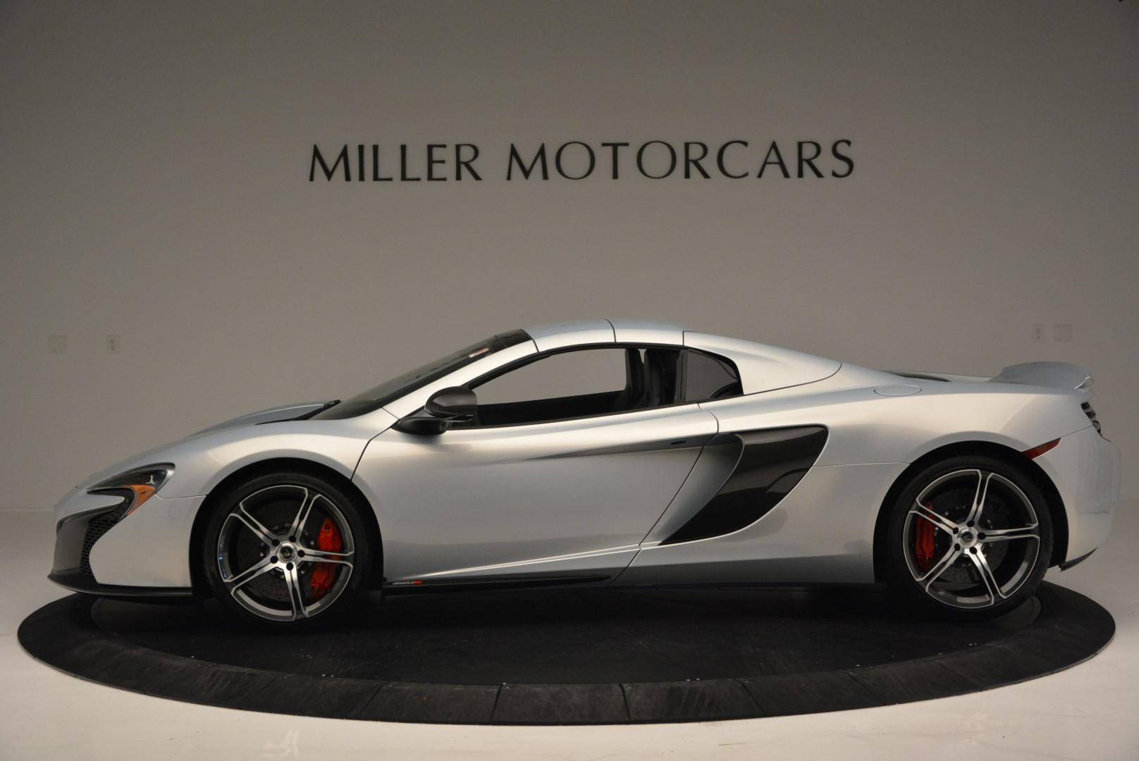 New 2016 McLaren 650S Spider  For Sale In Westport, CT 79_p14