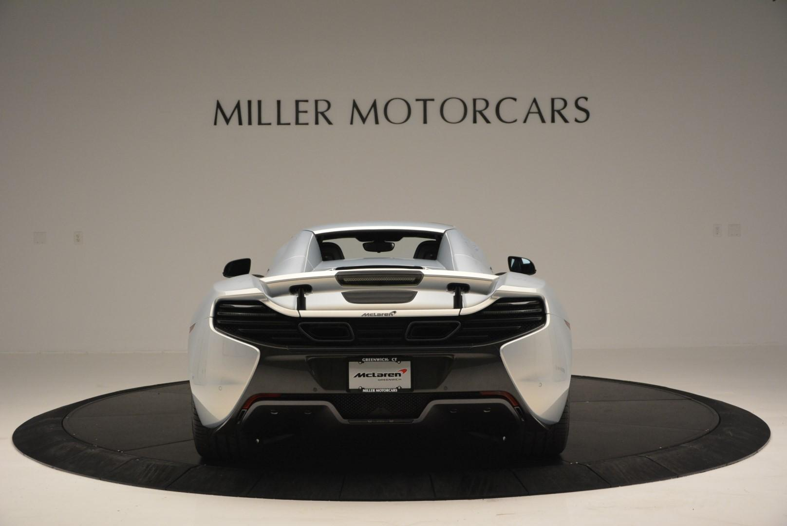 New 2016 McLaren 650S Spider  For Sale In Westport, CT 79_p16
