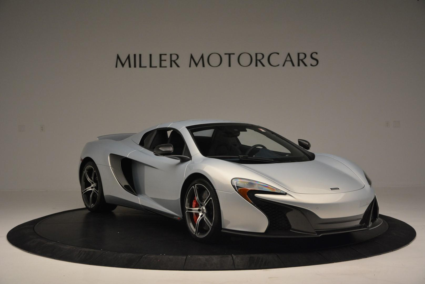 New 2016 McLaren 650S Spider  For Sale In Westport, CT 79_p19