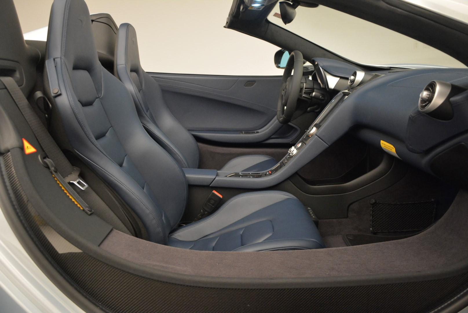 New 2016 McLaren 650S Spider  For Sale In Westport, CT 79_p27