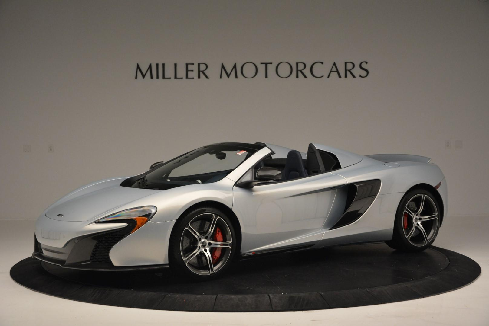 New 2016 McLaren 650S Spider  For Sale In Westport, CT 79_p2