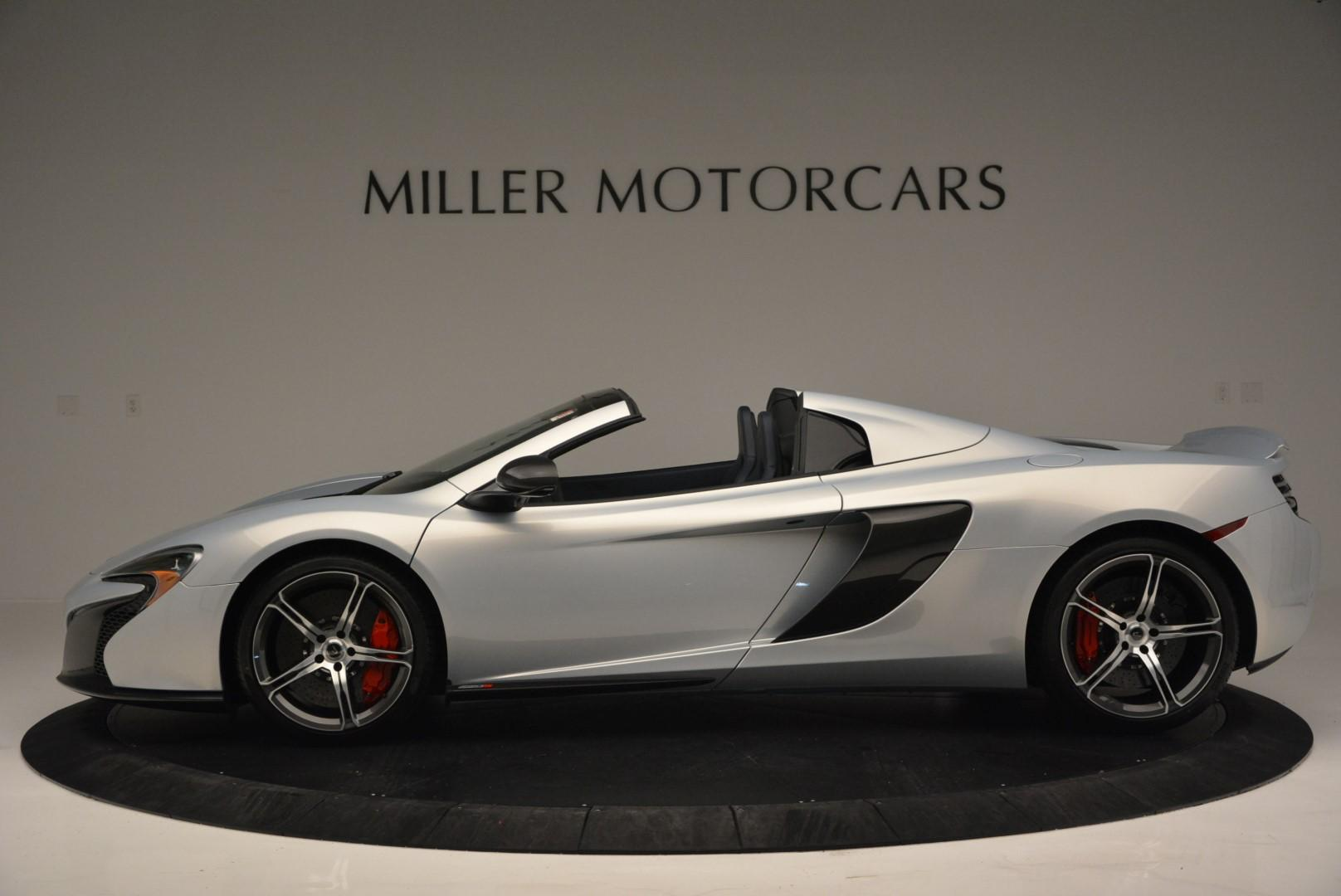 New 2016 McLaren 650S Spider  For Sale In Westport, CT 79_p3