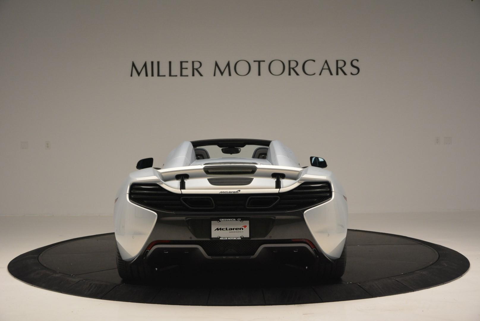 New 2016 McLaren 650S Spider  For Sale In Westport, CT 79_p6