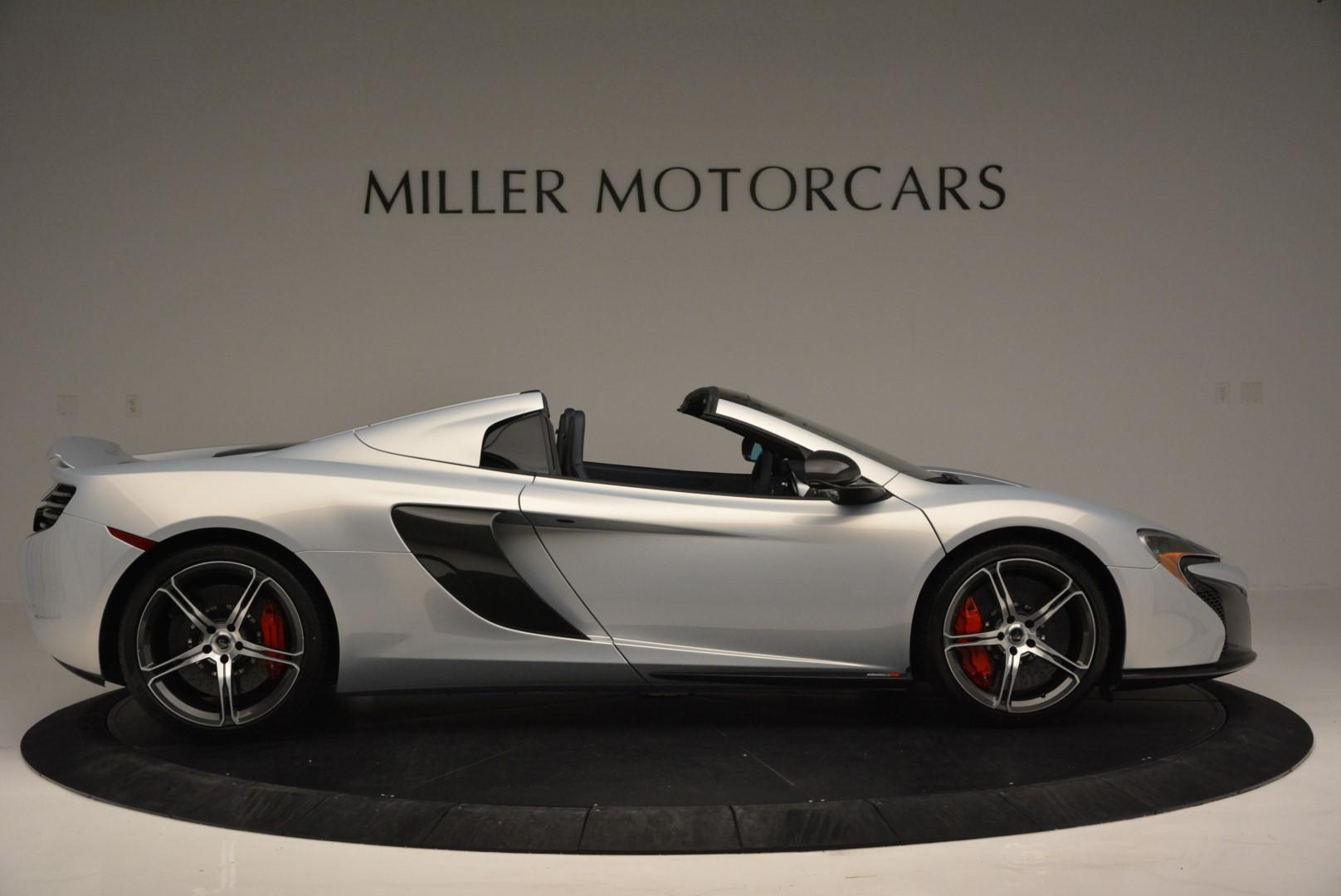 New 2016 McLaren 650S Spider  For Sale In Westport, CT 79_p9