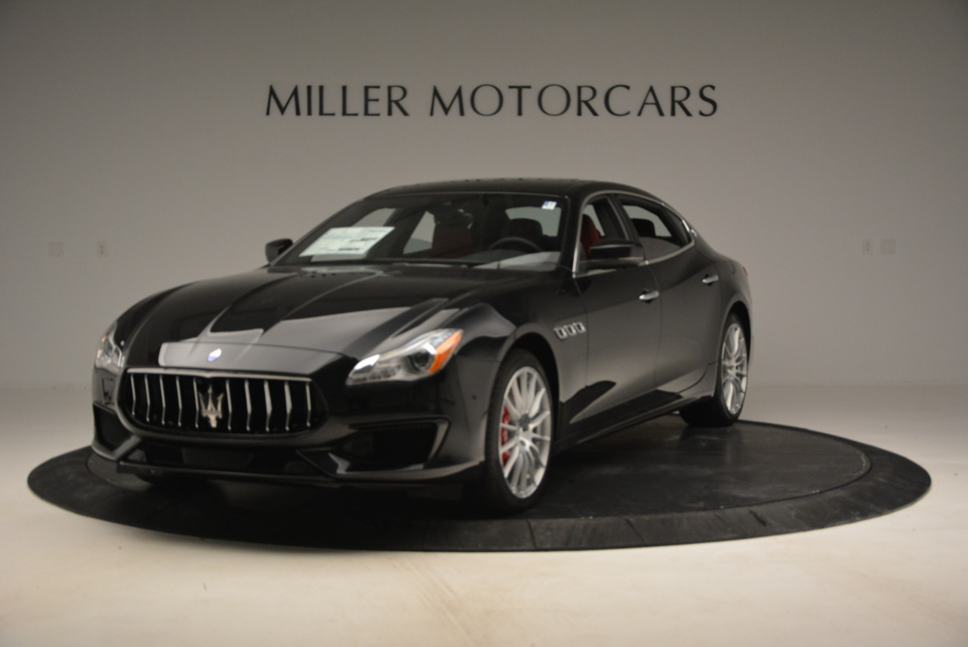 New 2017 Maserati Quattroporte S Q4 GranSport For Sale In Westport, CT