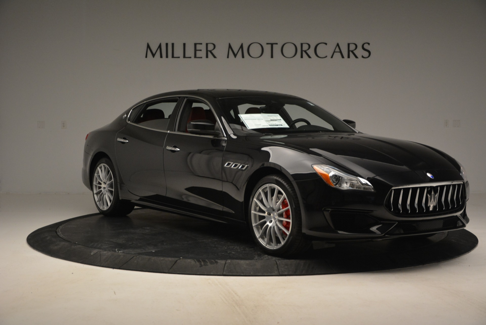New 2017 Maserati Quattroporte S Q4 GranSport For Sale In Westport, CT 790_p11