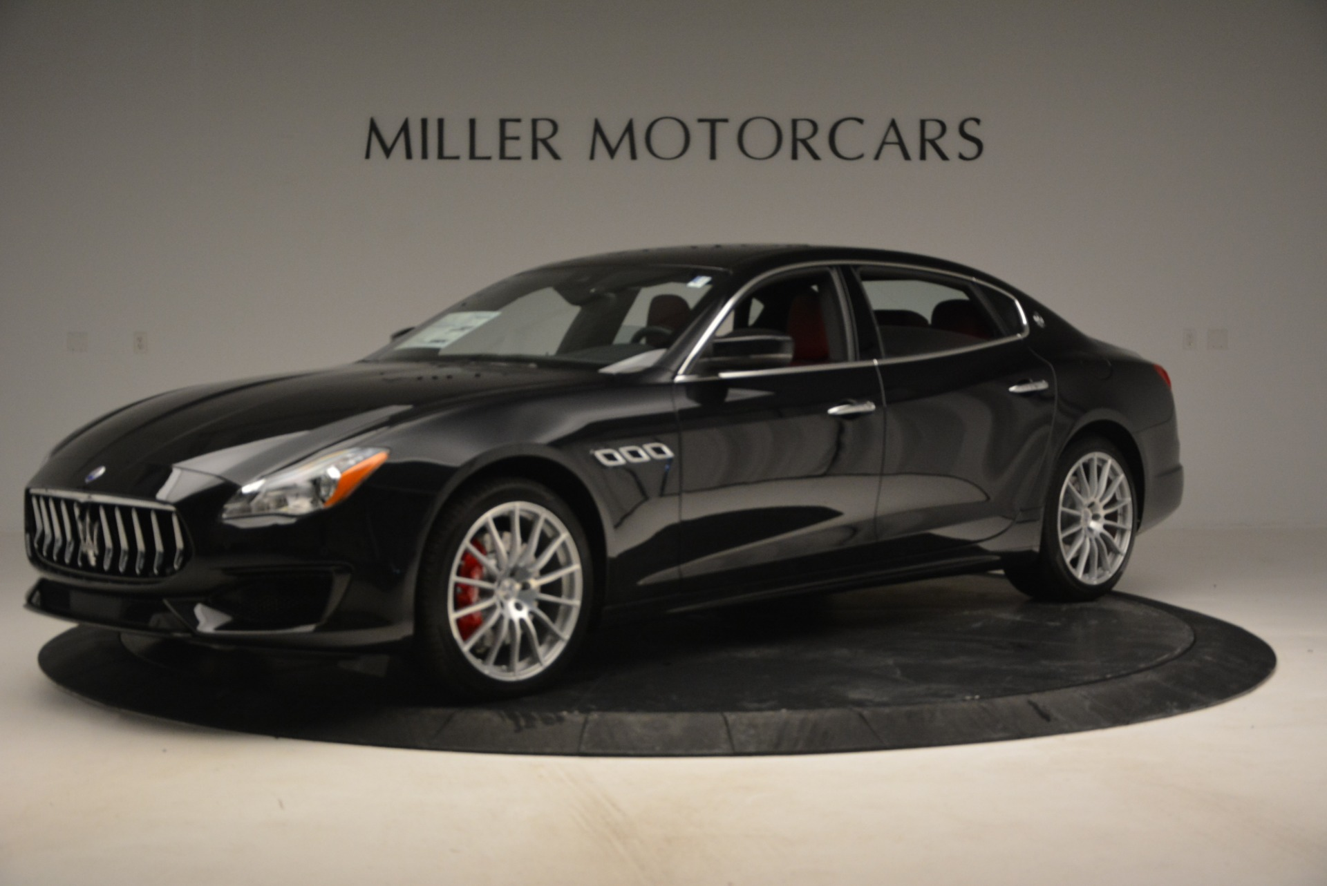New 2017 Maserati Quattroporte S Q4 GranSport For Sale In Westport, CT 790_p2