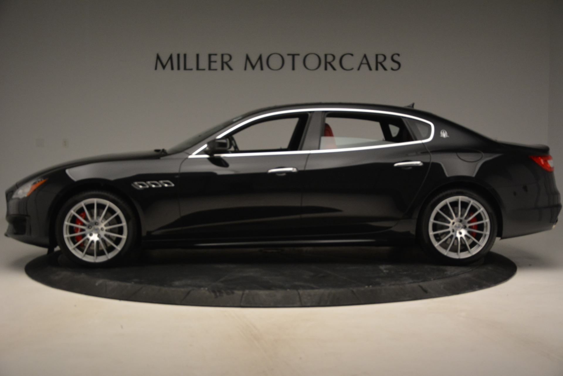 New 2017 Maserati Quattroporte S Q4 GranSport For Sale In Westport, CT 790_p3