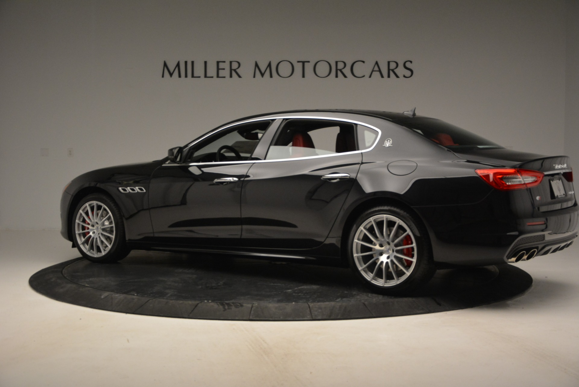 New 2017 Maserati Quattroporte S Q4 GranSport For Sale In Westport, CT 790_p4