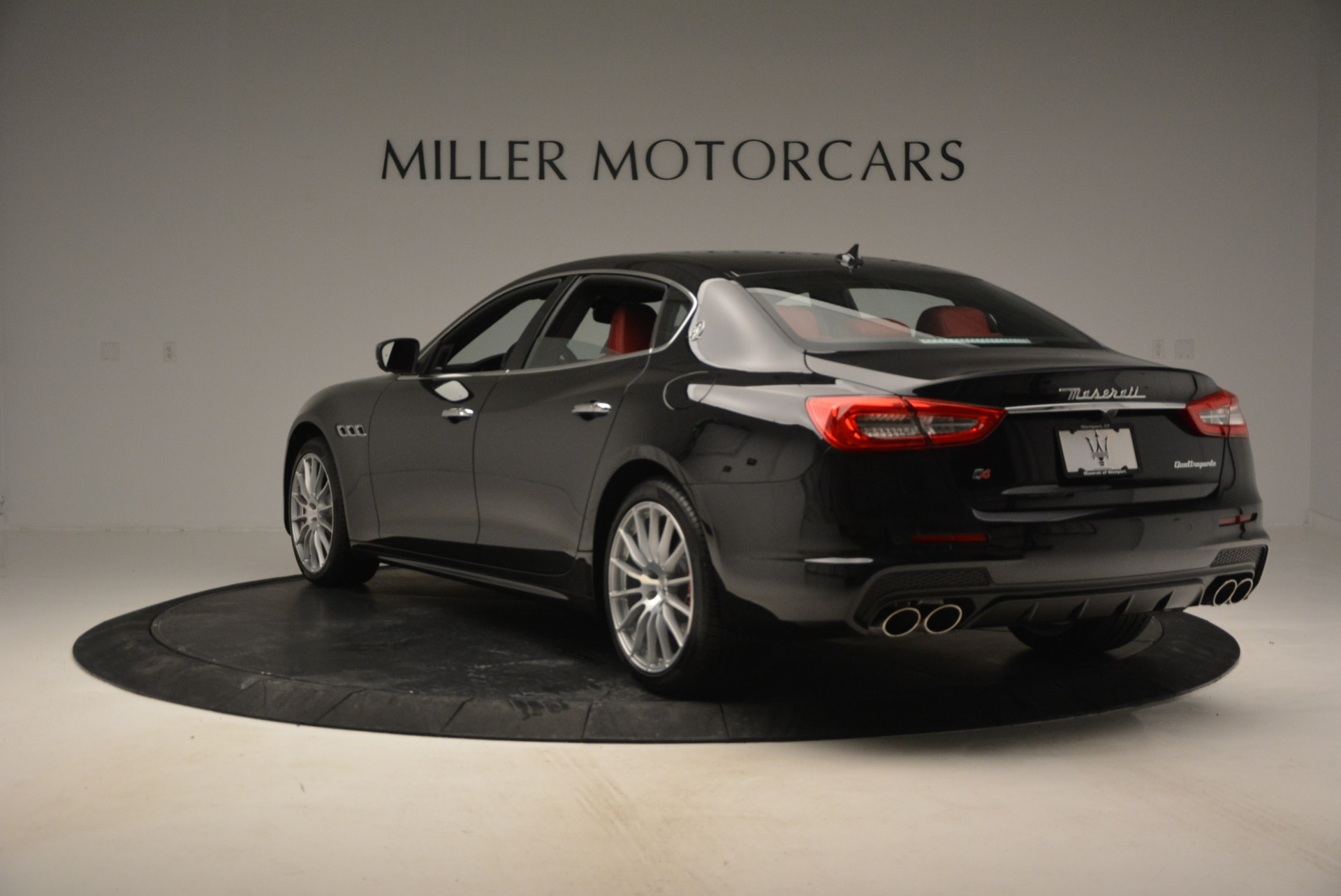 New 2017 Maserati Quattroporte S Q4 GranSport For Sale In Westport, CT 790_p5