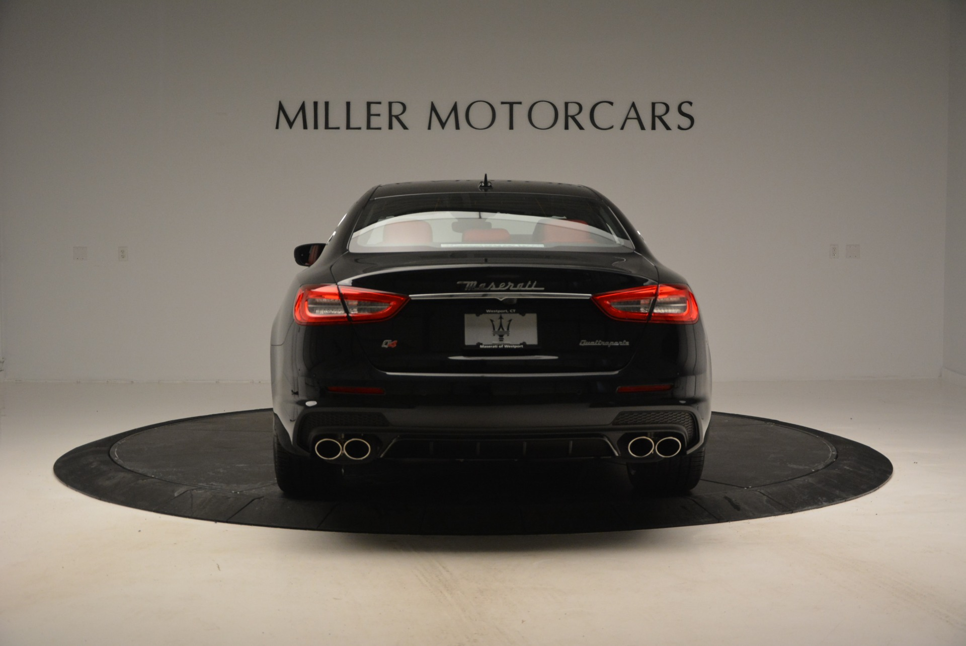 New 2017 Maserati Quattroporte S Q4 GranSport For Sale In Westport, CT 790_p6
