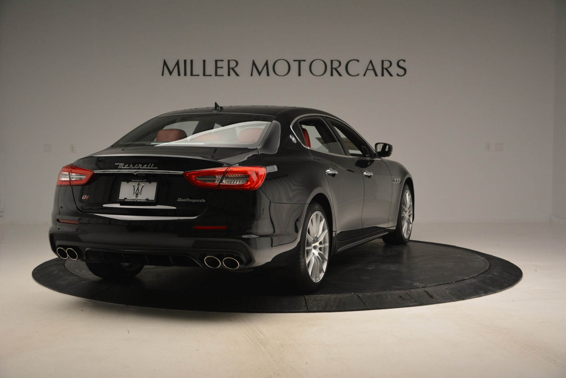 New 2017 Maserati Quattroporte S Q4 GranSport For Sale In Westport, CT 790_p7