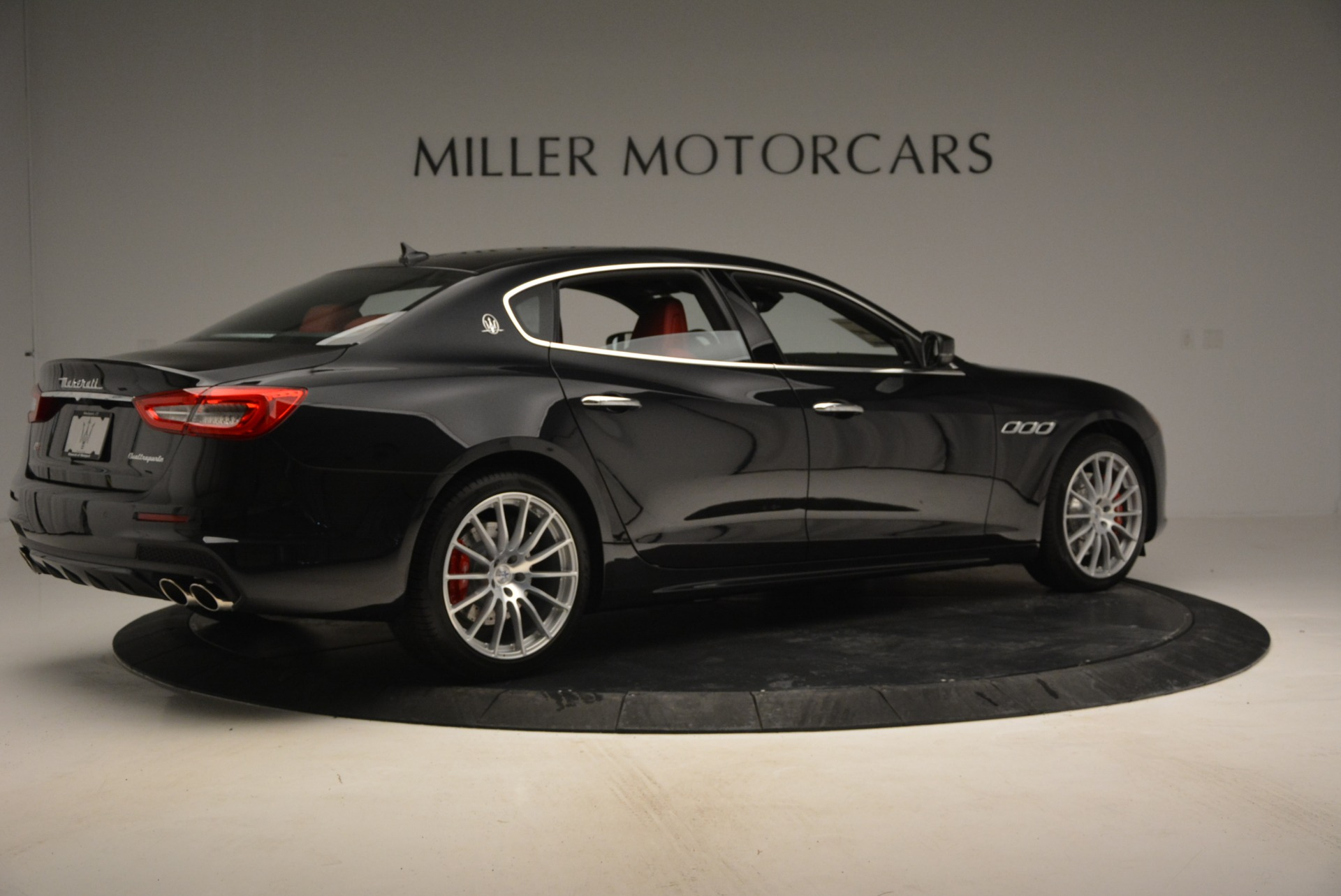 New 2017 Maserati Quattroporte S Q4 GranSport For Sale In Westport, CT 790_p8
