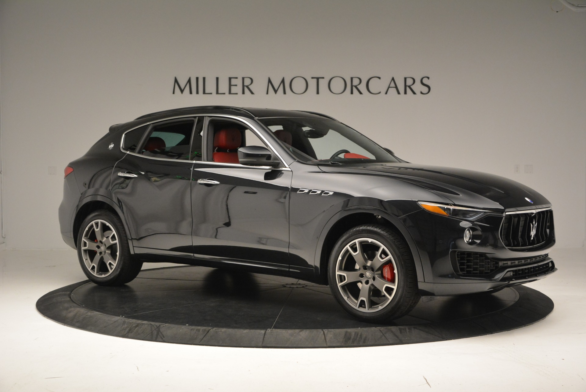 New 2017 Maserati Levante  For Sale In Westport, CT 791_p10