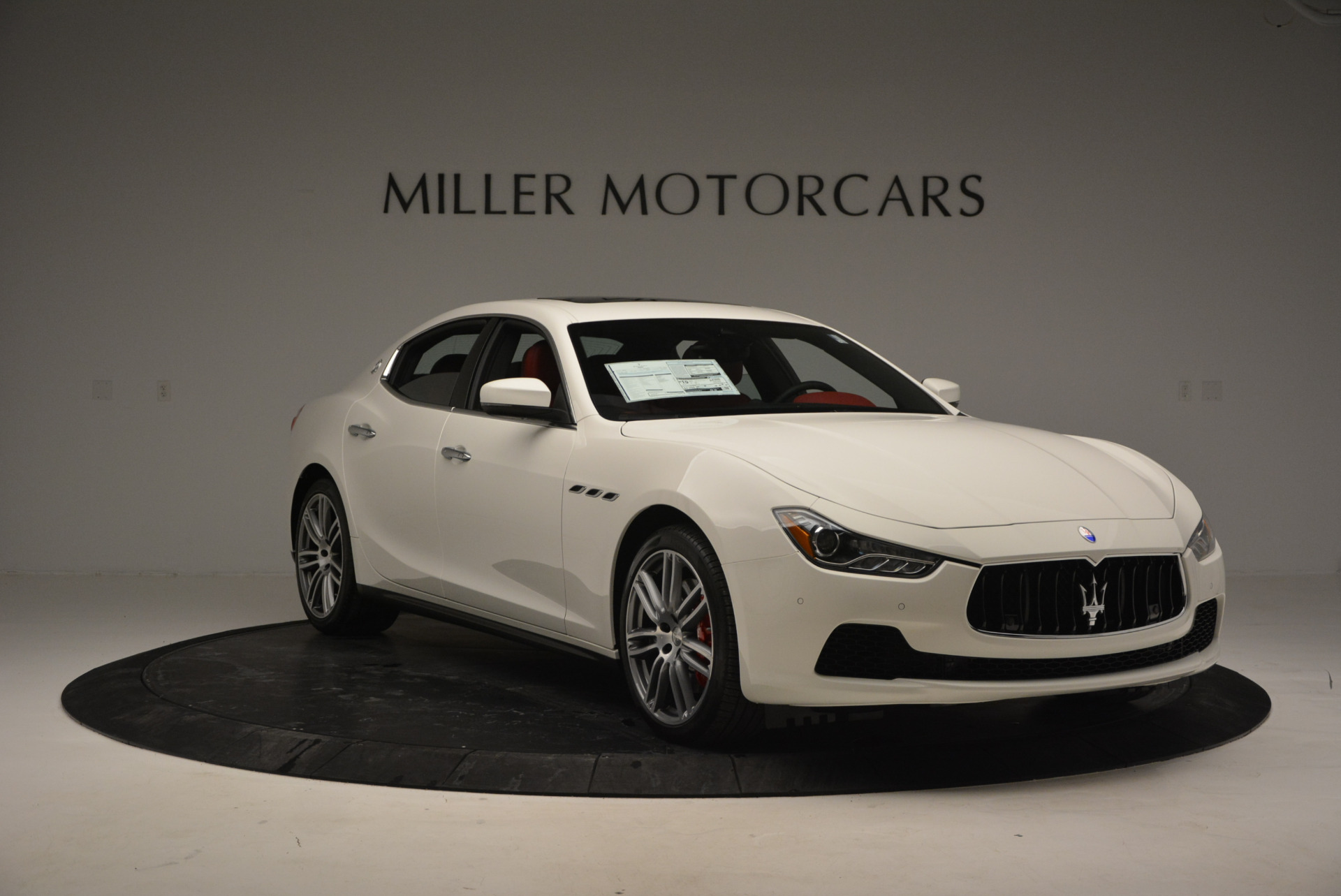 New 2017 Maserati Ghibli S Q4 For Sale In Westport, CT 792_p11
