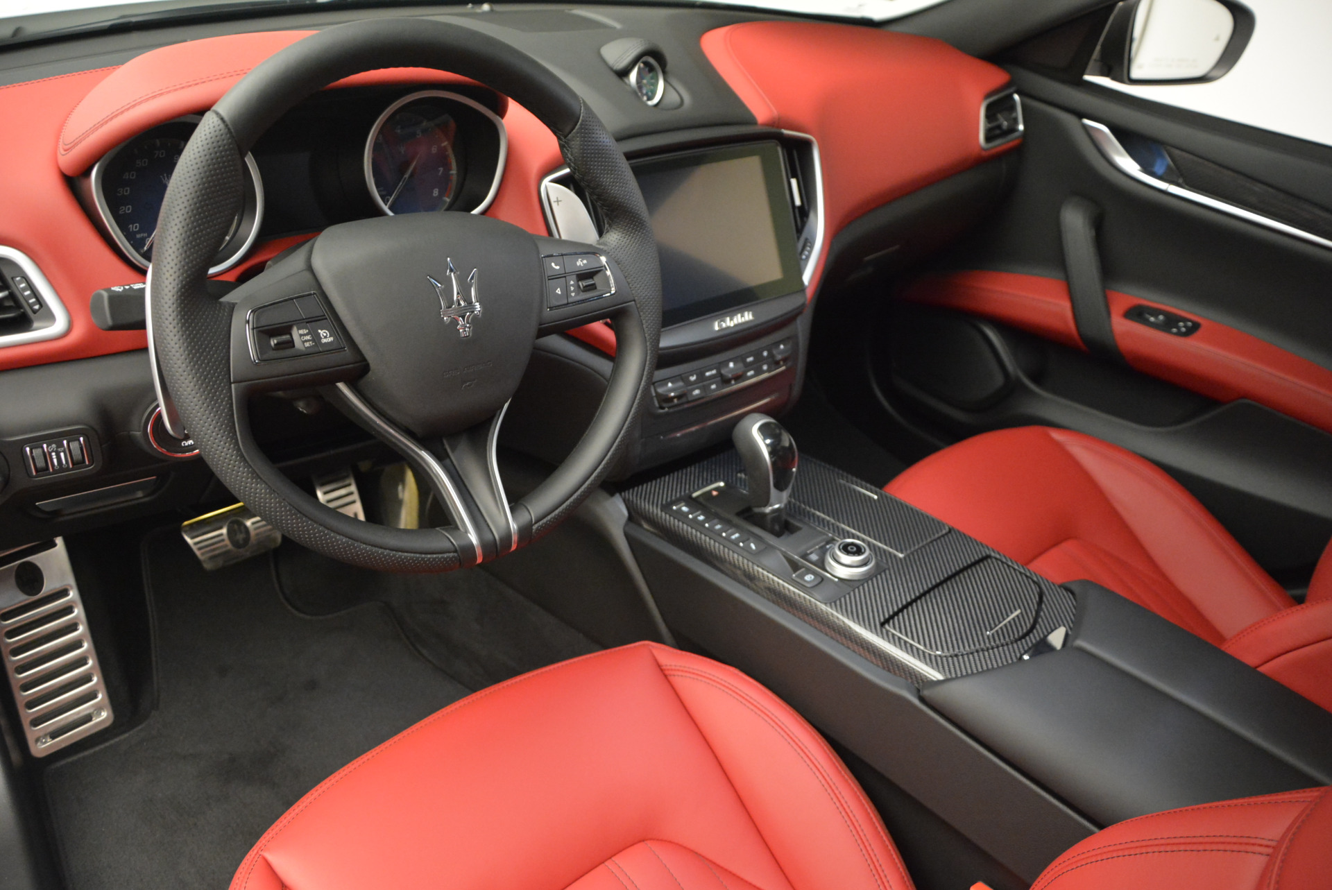 New 2017 Maserati Ghibli S Q4 For Sale In Westport, CT 792_p13