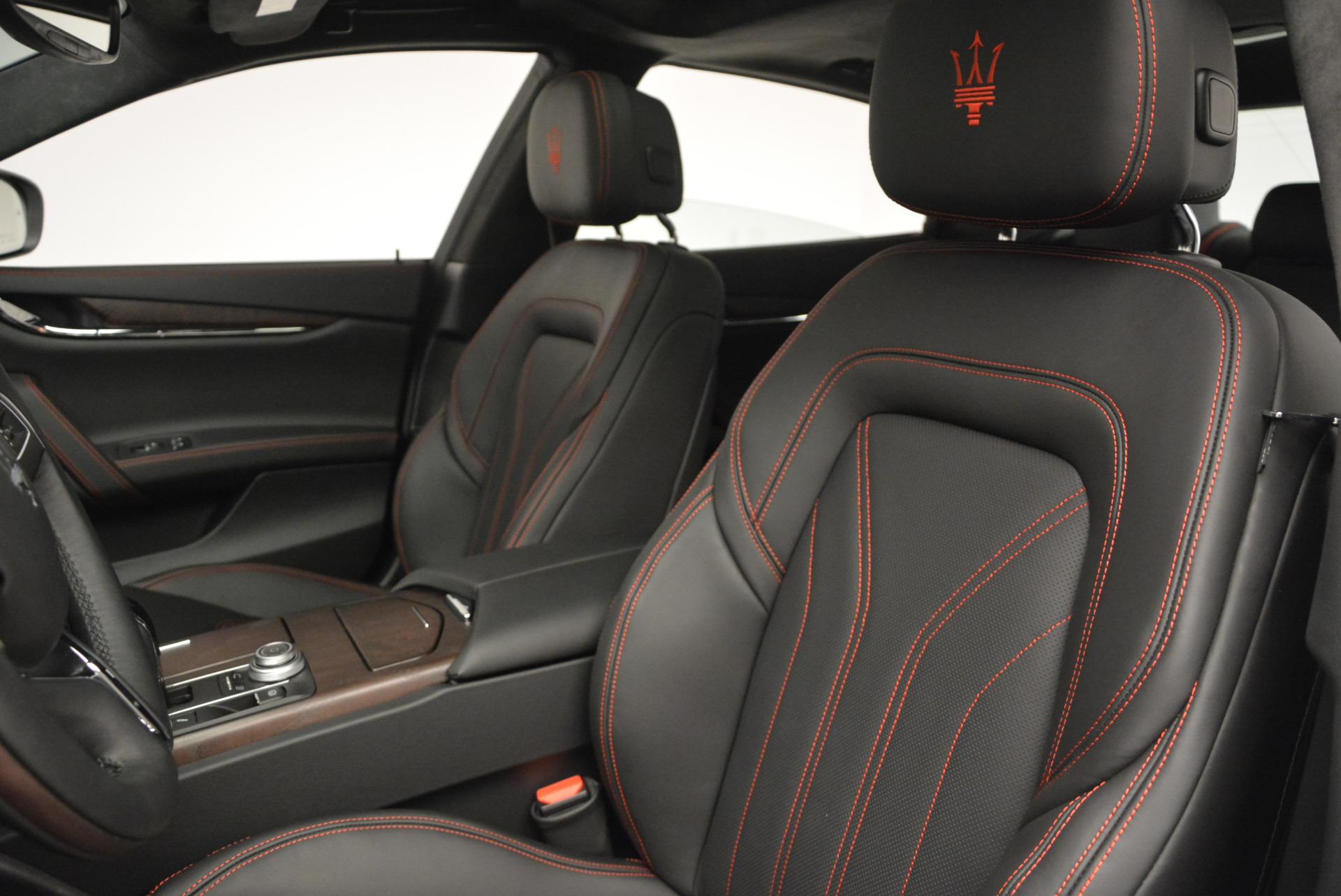 New 2017 Maserati Quattroporte S Q4 GranLusso For Sale In Westport, CT 793_p18