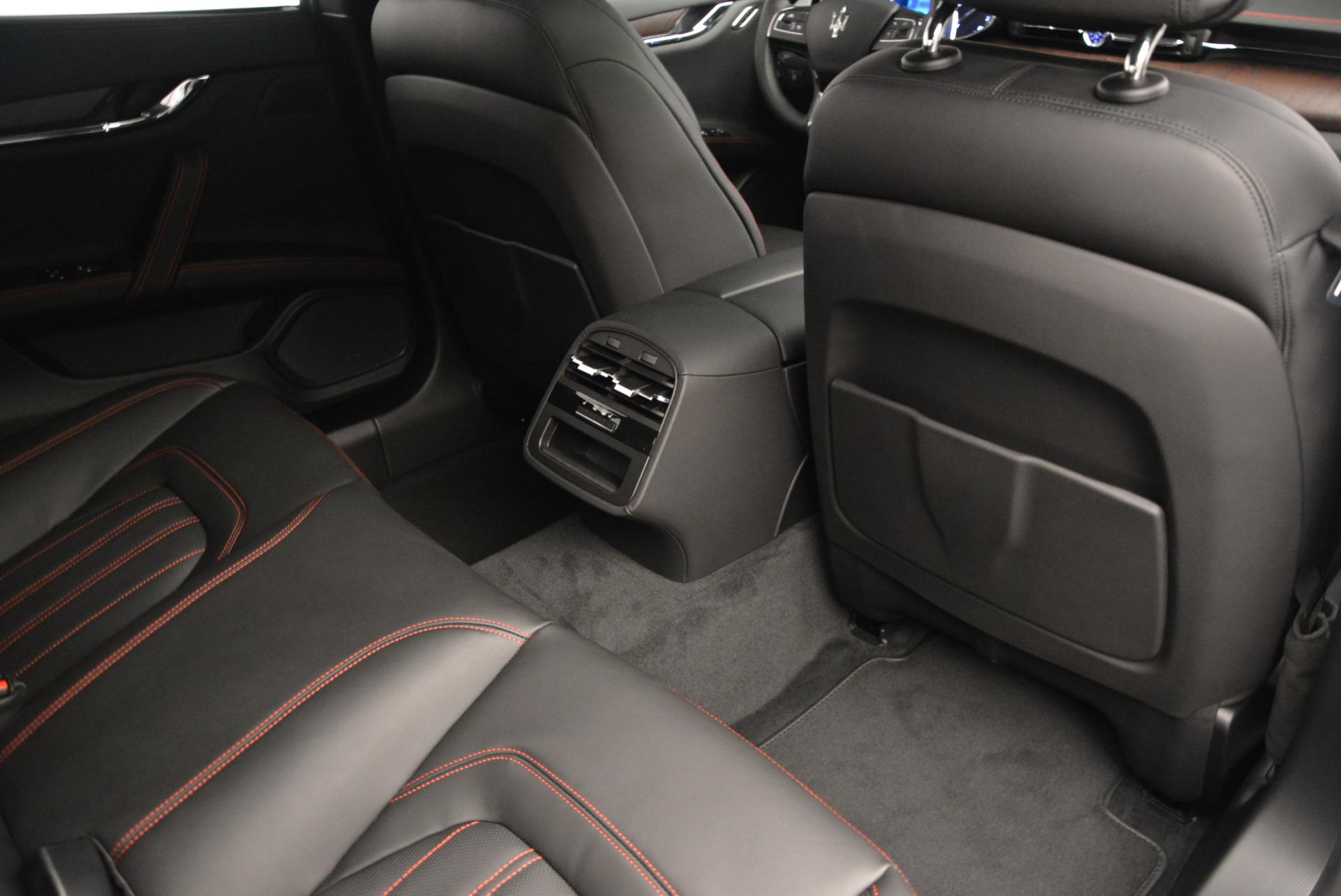 New 2017 Maserati Quattroporte S Q4 GranLusso For Sale In Westport, CT 793_p23