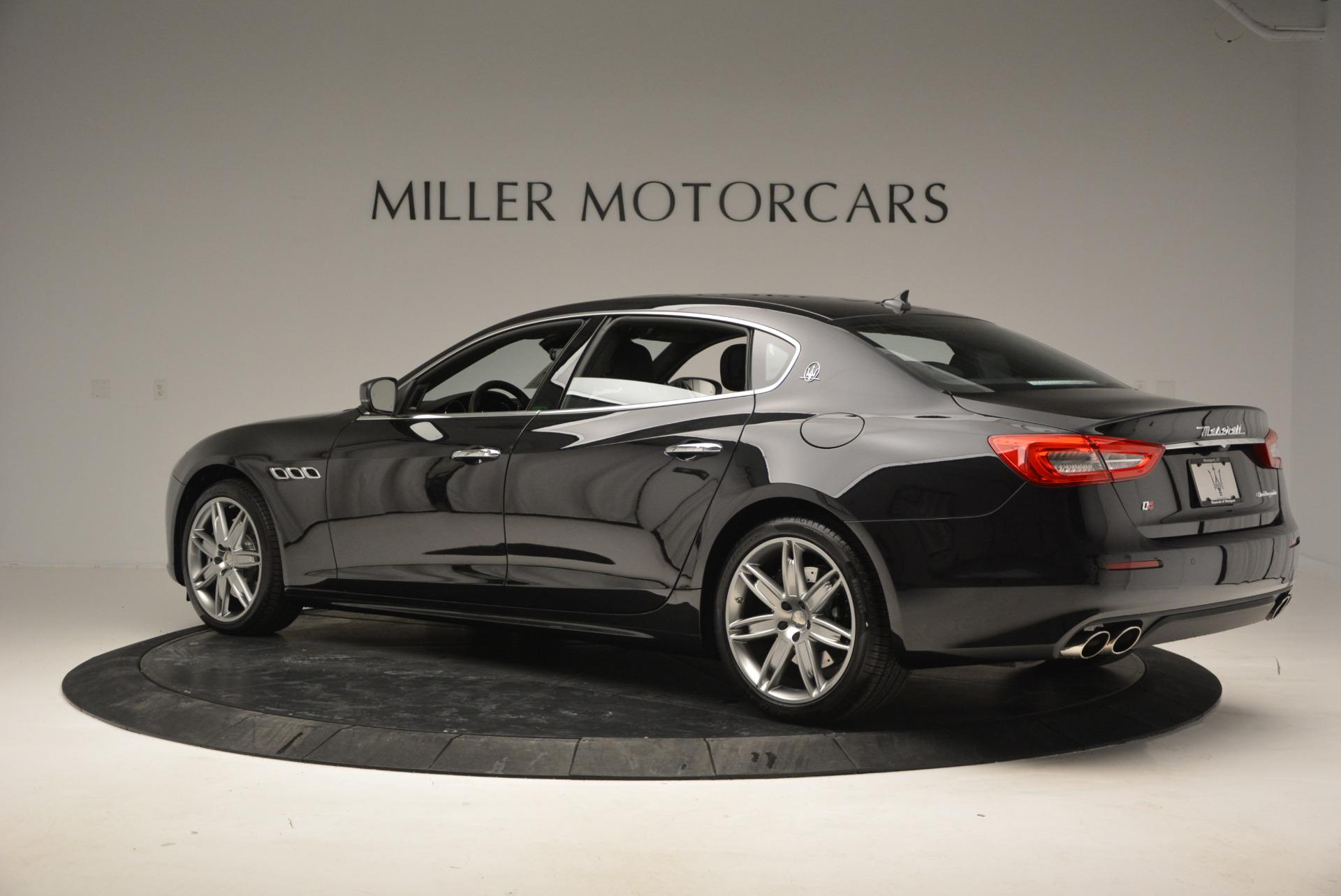 New 2017 Maserati Quattroporte S Q4 GranLusso For Sale In Westport, CT 793_p4