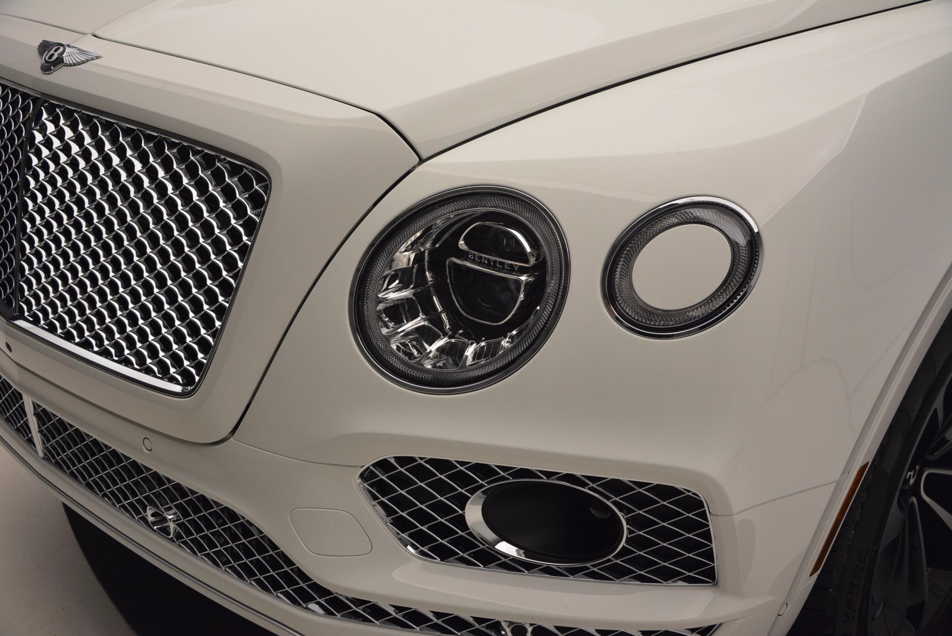 New 2017 Bentley Bentayga  For Sale In Westport, CT 794_p14