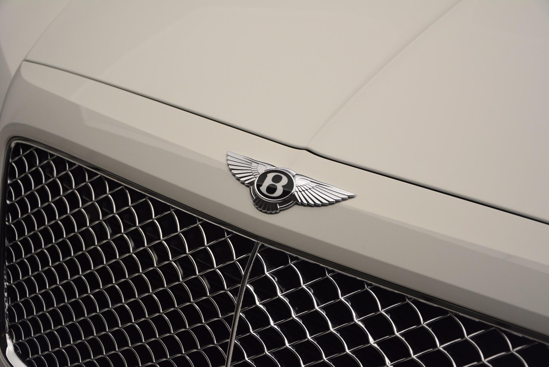 New 2017 Bentley Bentayga  For Sale In Westport, CT 794_p16