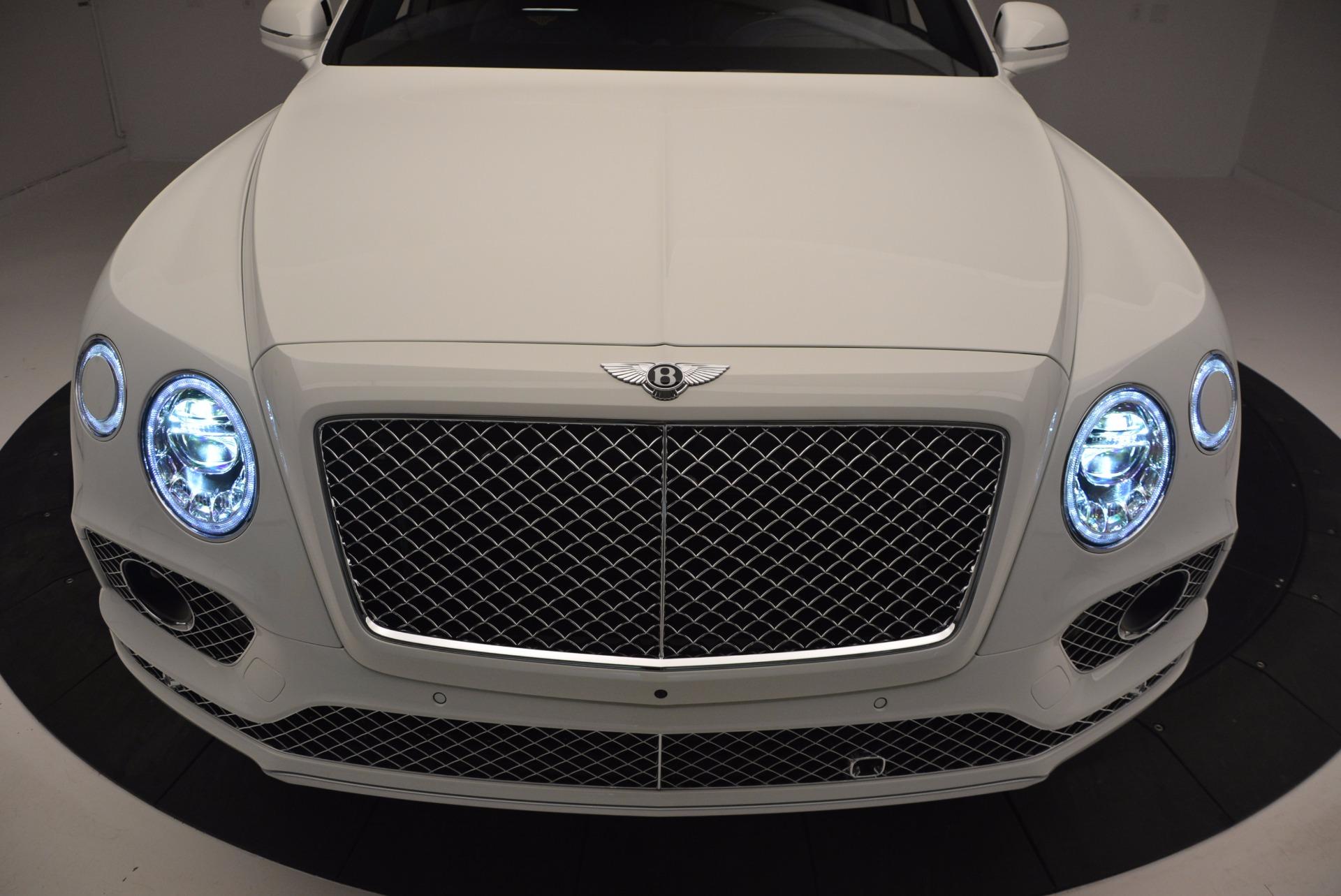 New 2017 Bentley Bentayga  For Sale In Westport, CT 794_p17