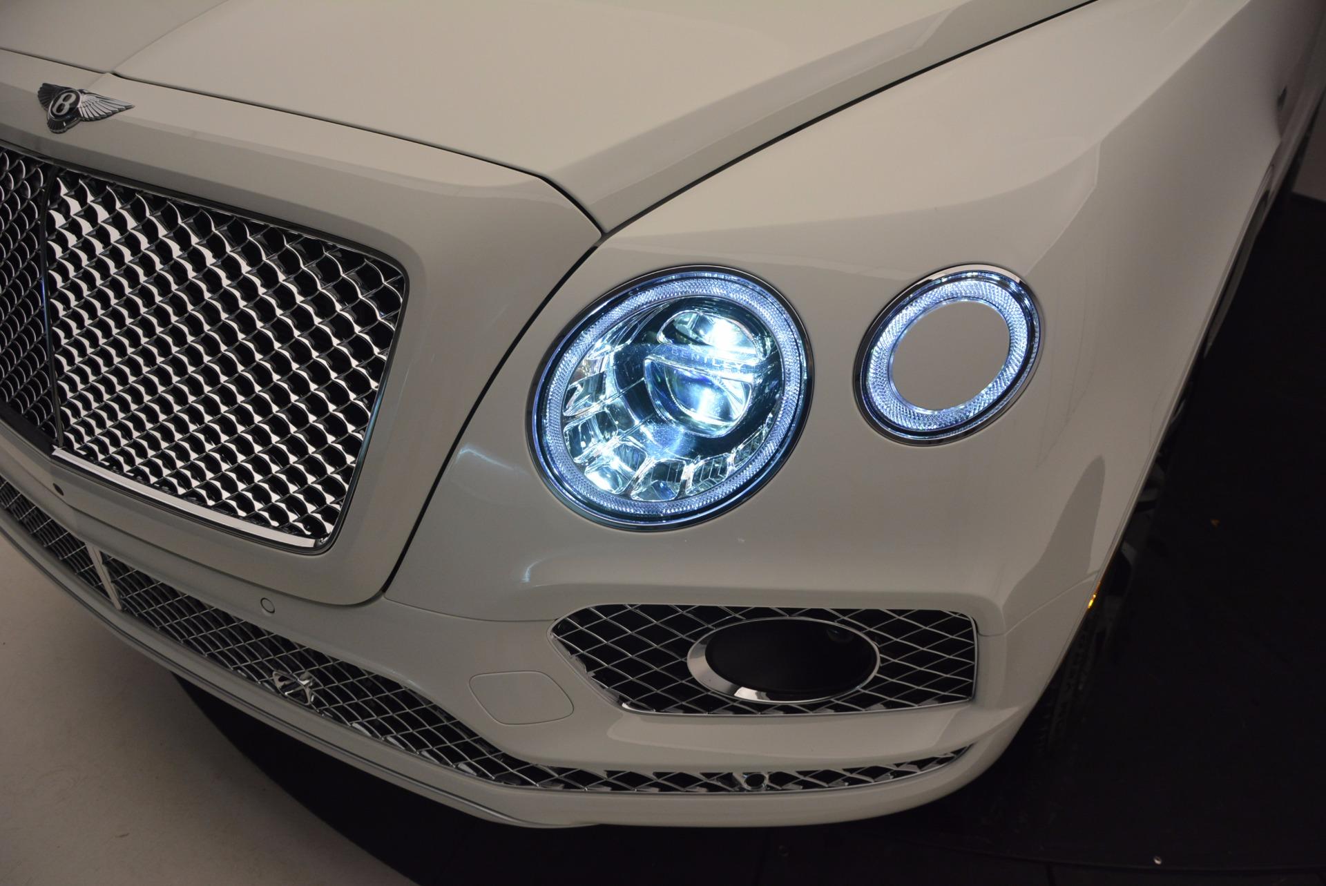 New 2017 Bentley Bentayga  For Sale In Westport, CT 794_p18