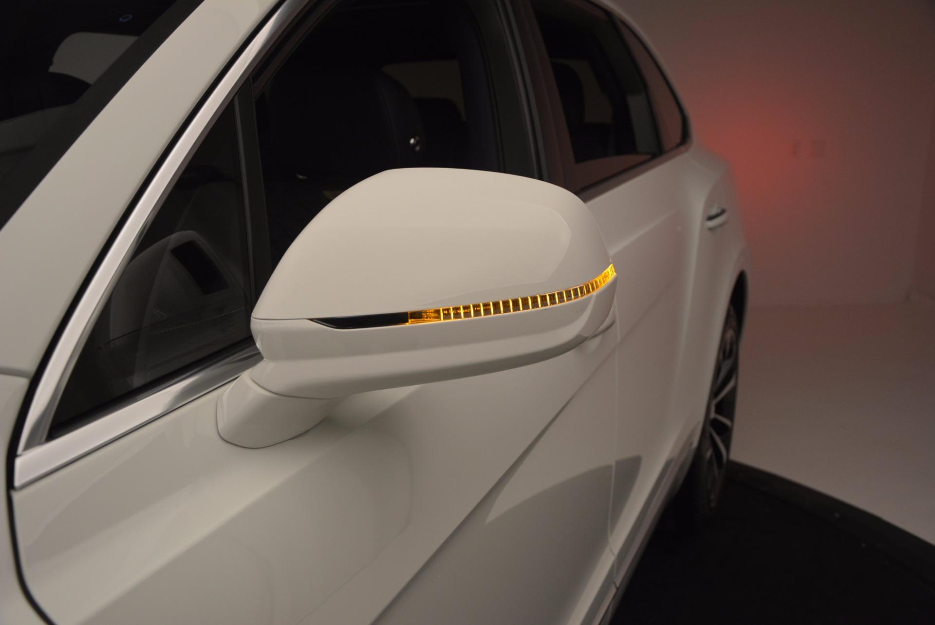 New 2017 Bentley Bentayga  For Sale In Westport, CT 794_p19