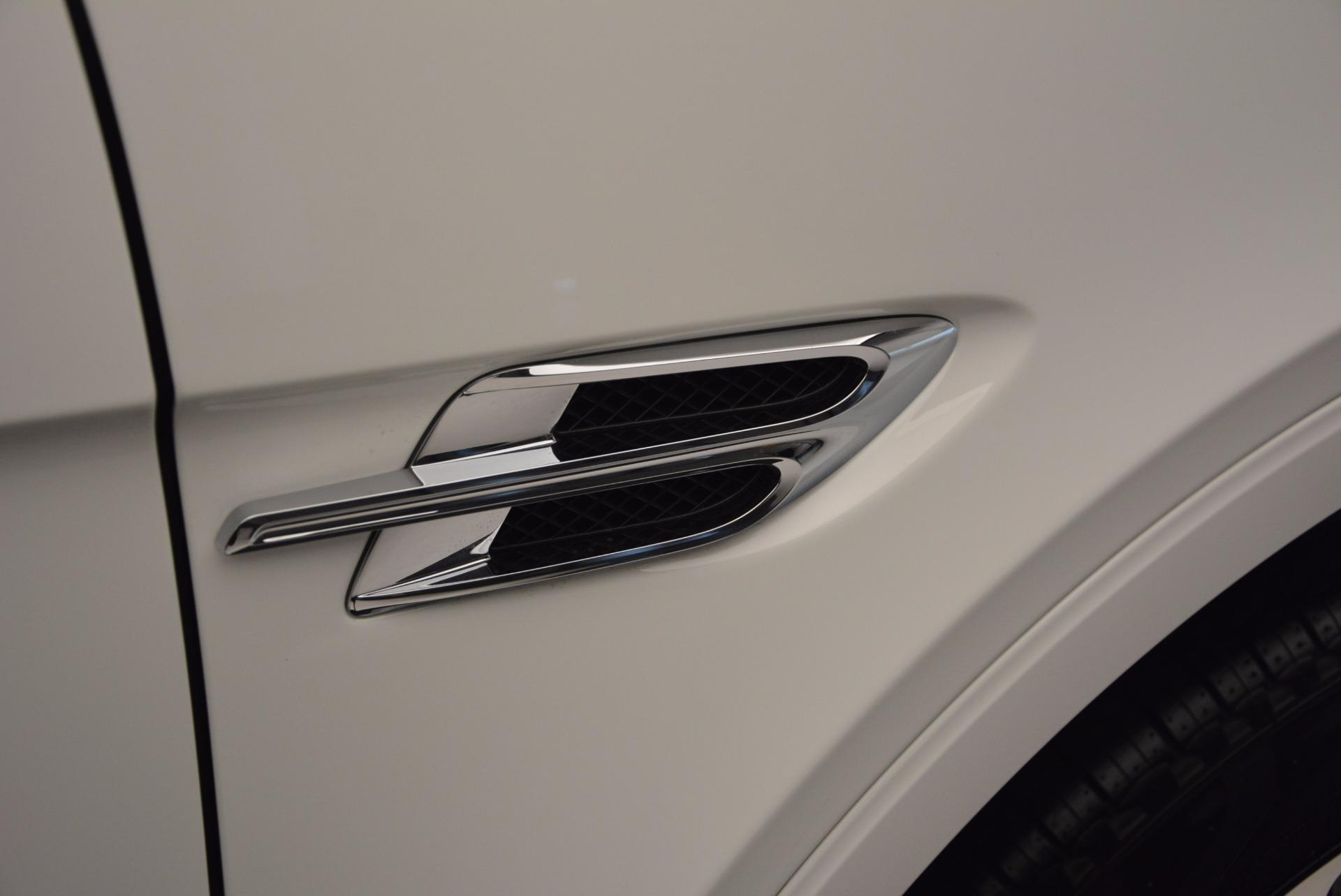 New 2017 Bentley Bentayga  For Sale In Westport, CT 794_p22
