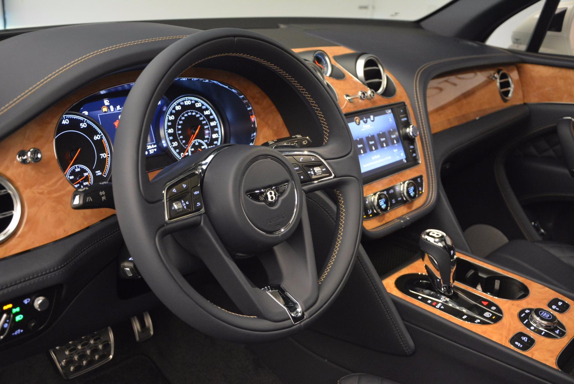 New 2017 Bentley Bentayga  For Sale In Westport, CT 794_p27