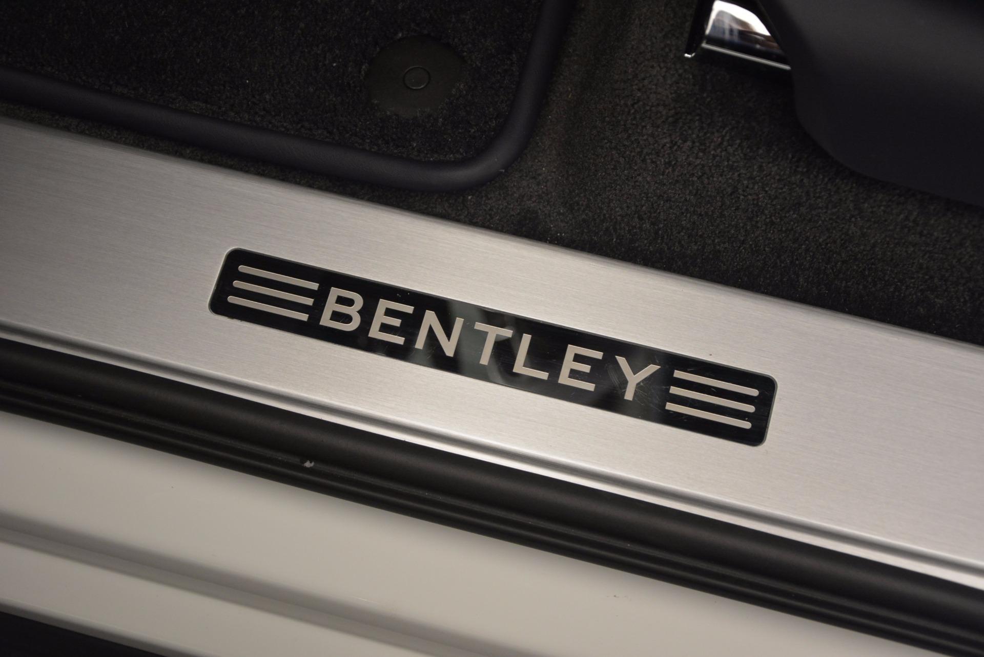 New 2017 Bentley Bentayga  For Sale In Westport, CT 794_p28