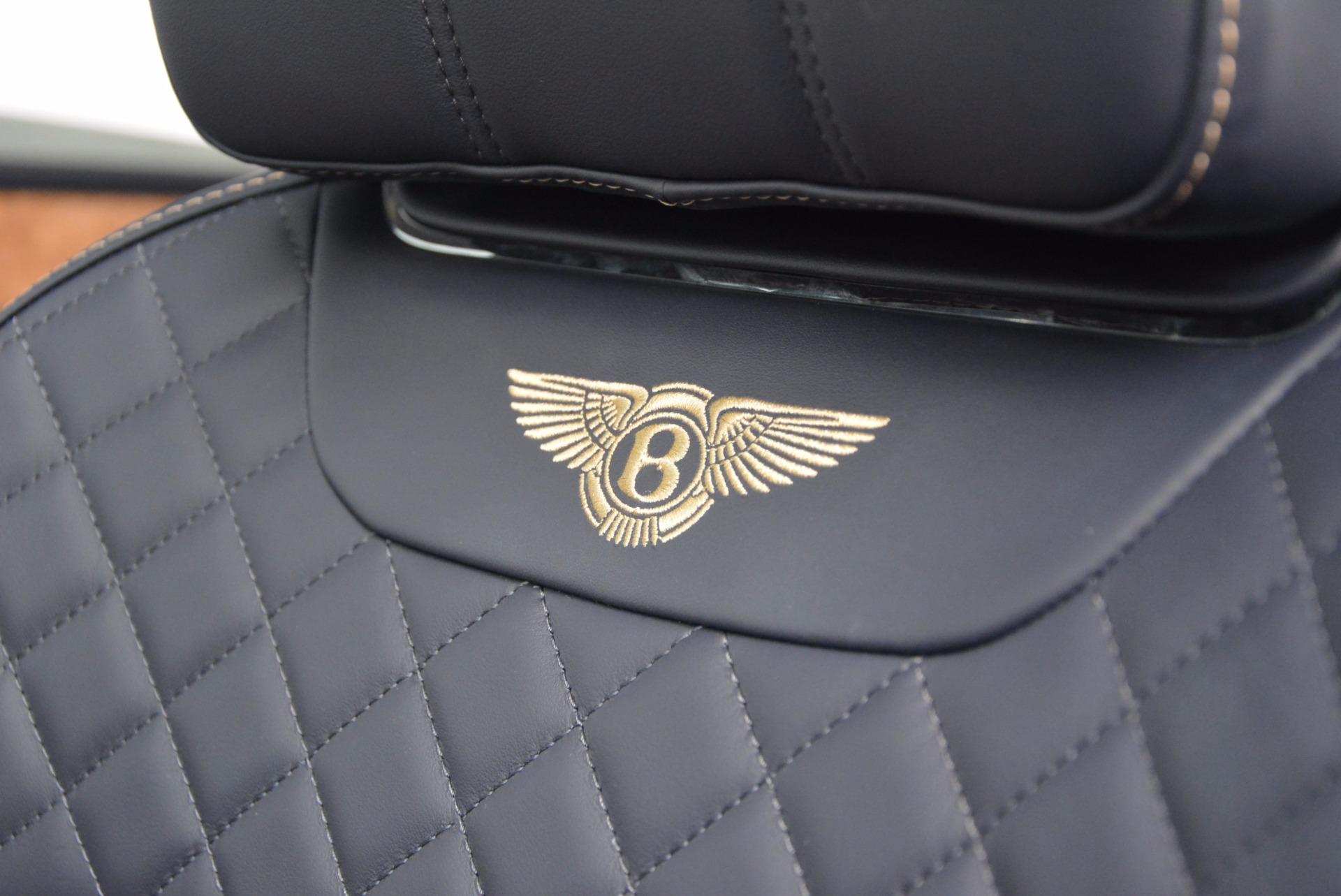 New 2017 Bentley Bentayga  For Sale In Westport, CT 794_p29