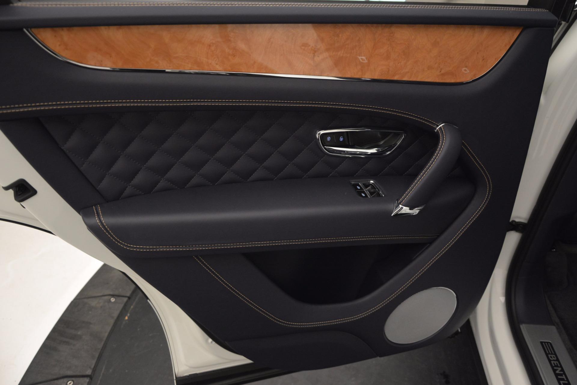 New 2017 Bentley Bentayga  For Sale In Westport, CT 794_p32
