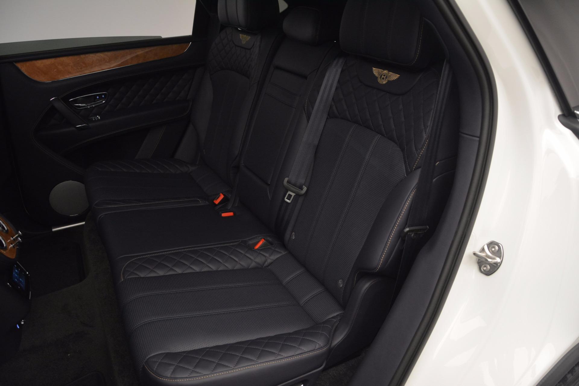 New 2017 Bentley Bentayga  For Sale In Westport, CT 794_p33