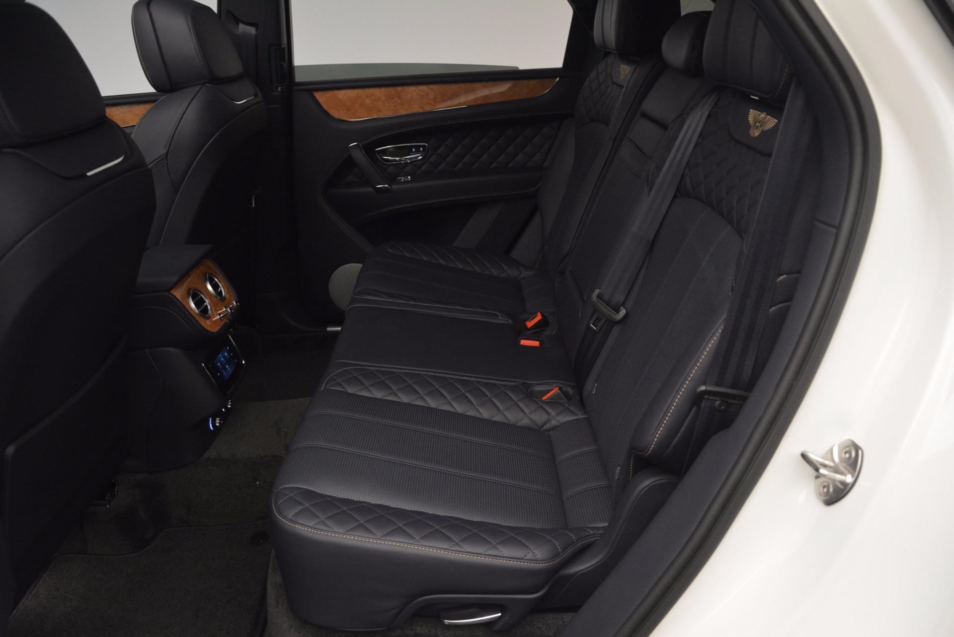 New 2017 Bentley Bentayga  For Sale In Westport, CT 794_p34