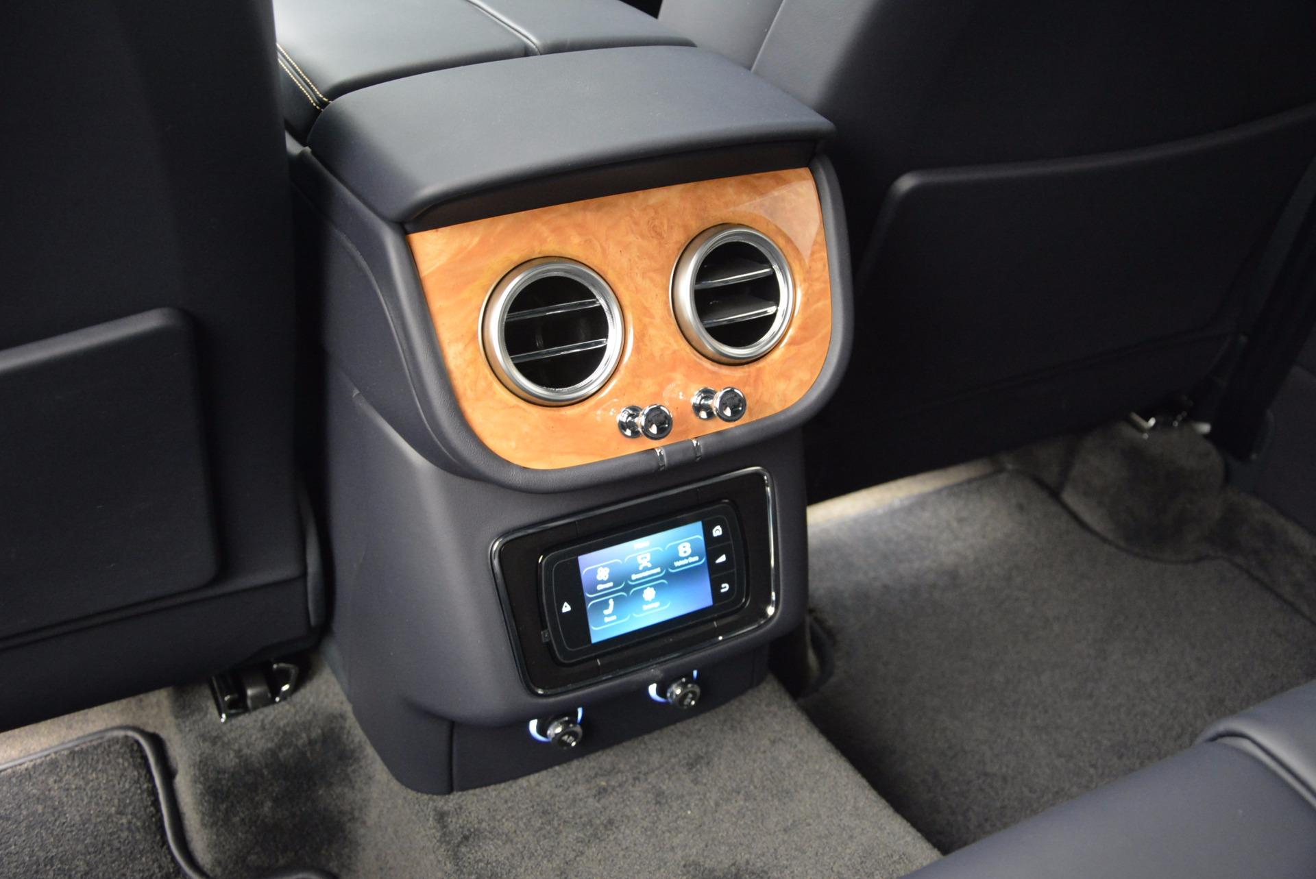 New 2017 Bentley Bentayga  For Sale In Westport, CT 794_p36