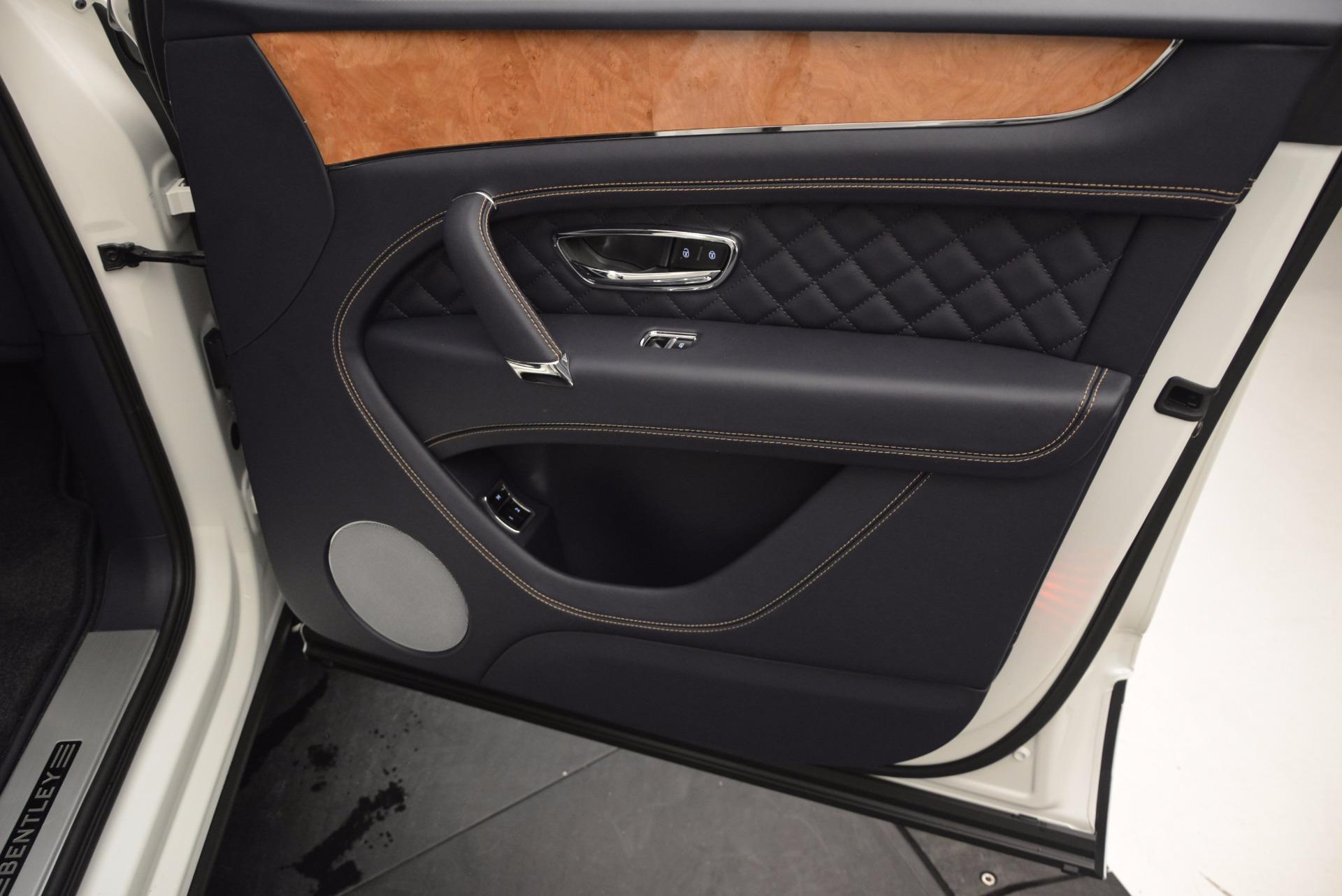 New 2017 Bentley Bentayga  For Sale In Westport, CT 794_p38
