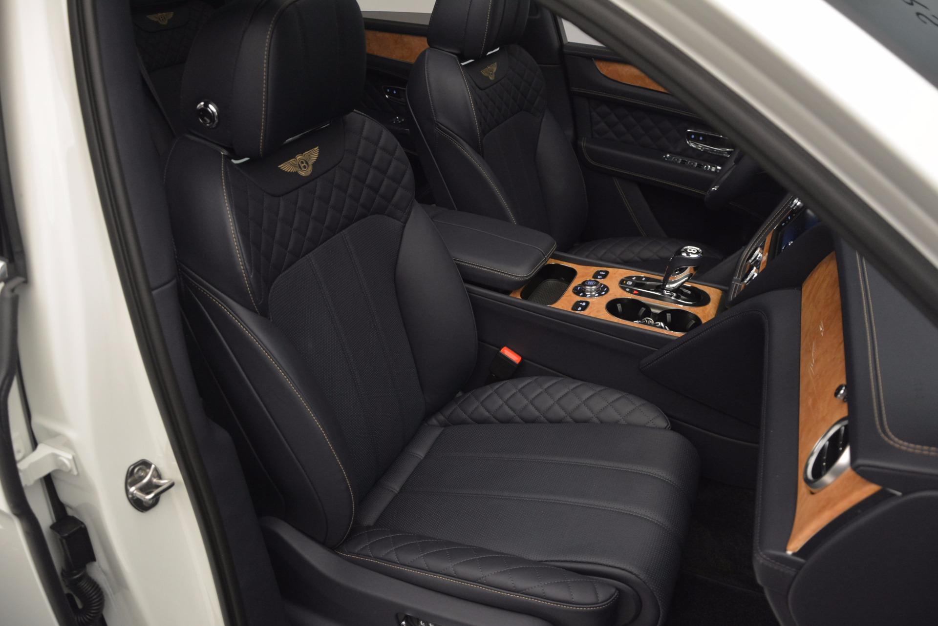 New 2017 Bentley Bentayga  For Sale In Westport, CT 794_p39
