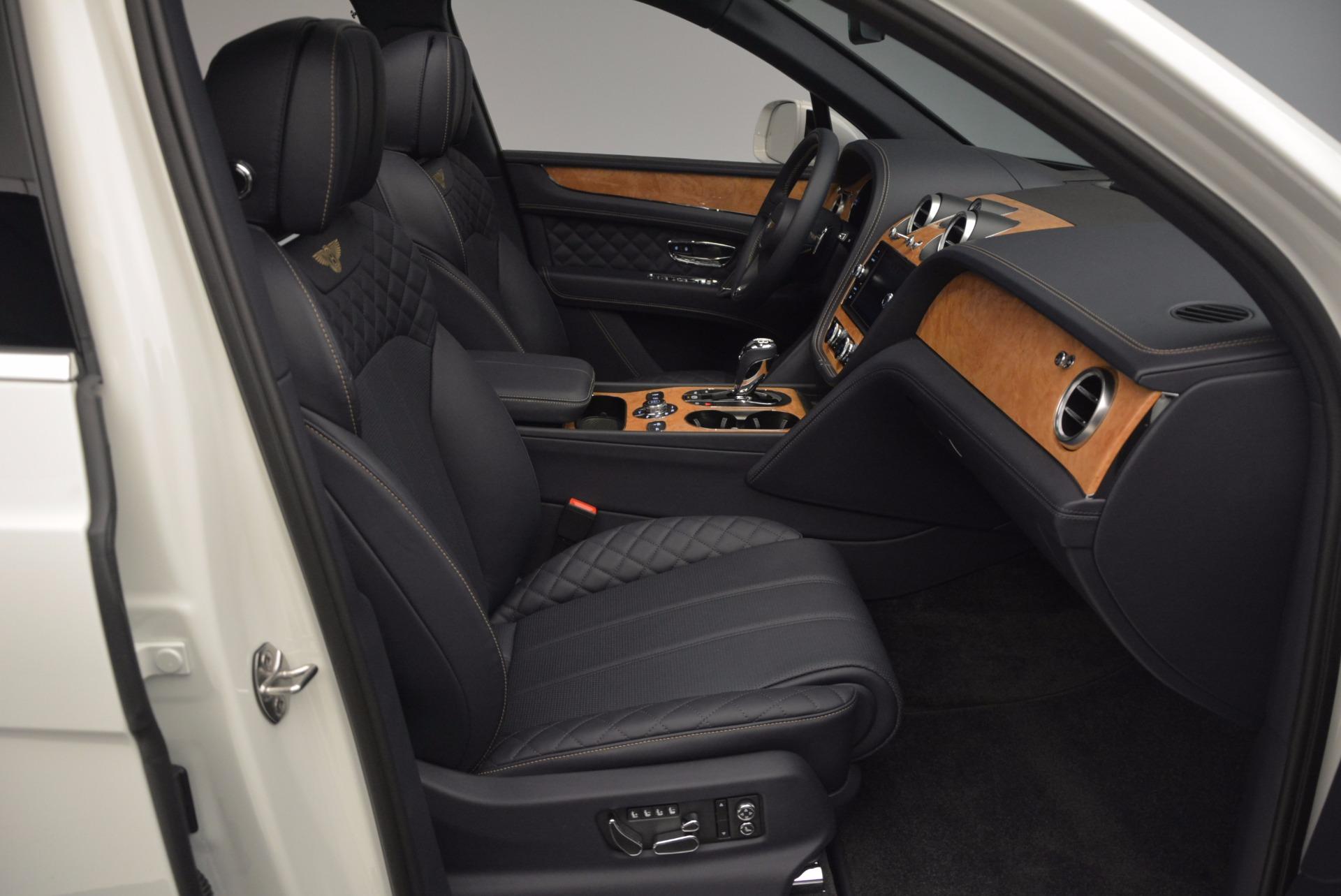 New 2017 Bentley Bentayga  For Sale In Westport, CT 794_p40