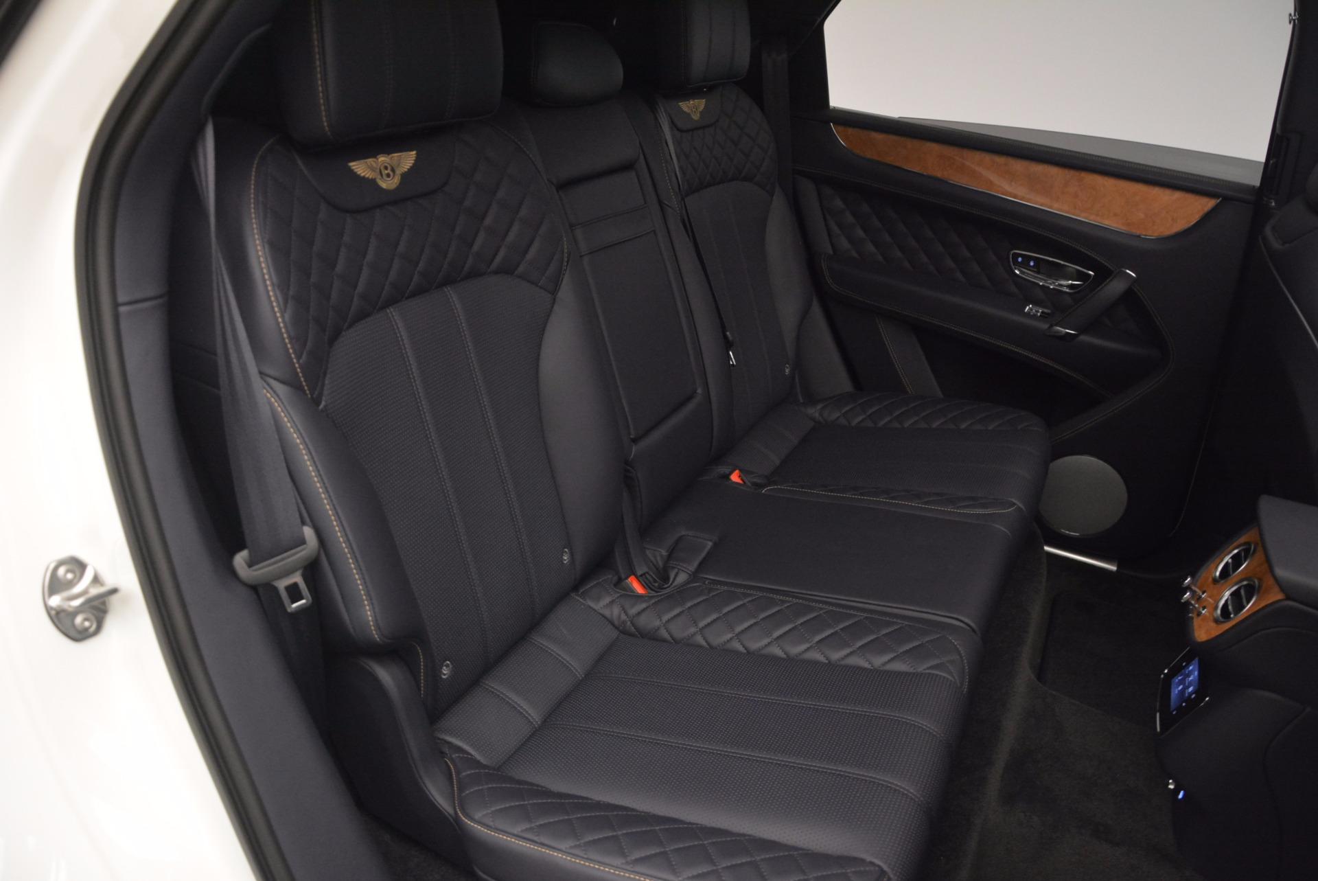 New 2017 Bentley Bentayga  For Sale In Westport, CT 794_p43