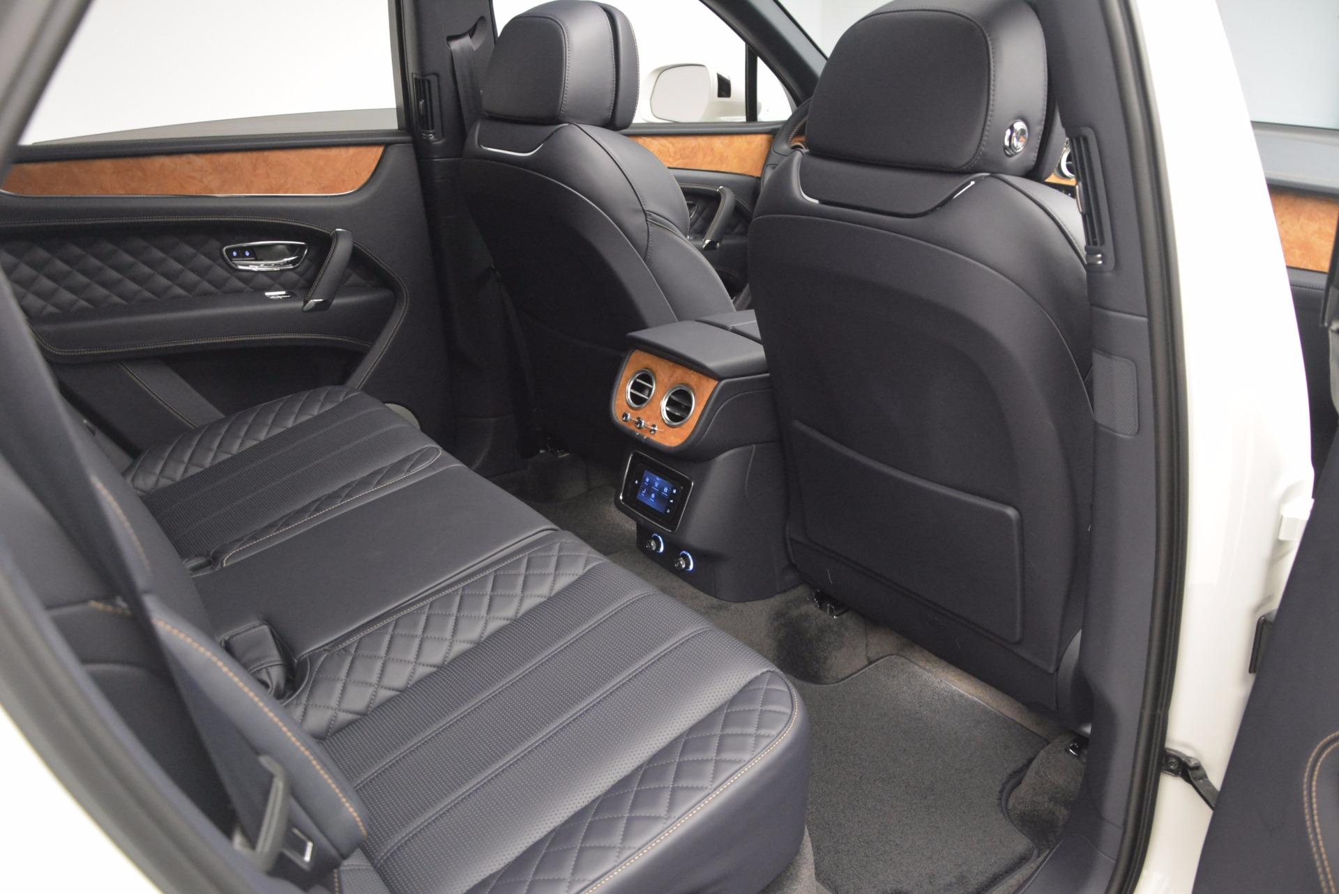 New 2017 Bentley Bentayga  For Sale In Westport, CT 794_p45