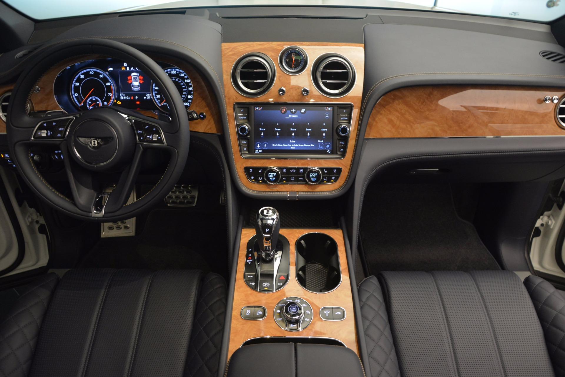 New 2017 Bentley Bentayga  For Sale In Westport, CT 794_p46