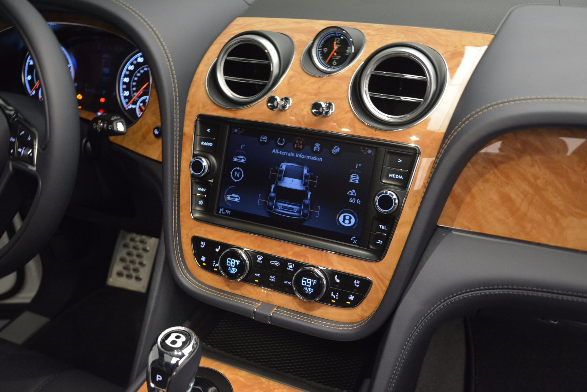 New 2017 Bentley Bentayga  For Sale In Westport, CT 794_p47