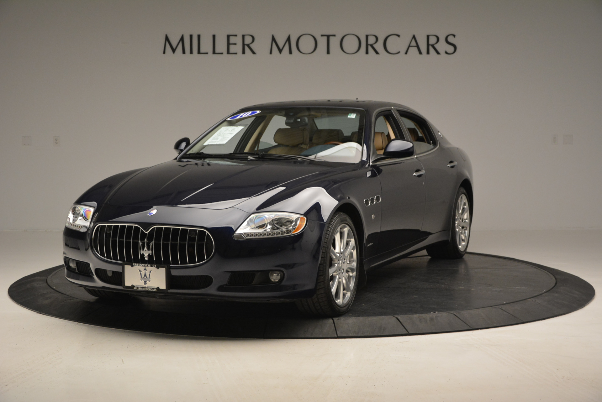 Used 2010 Maserati Quattroporte S For Sale In Westport, CT 795_main