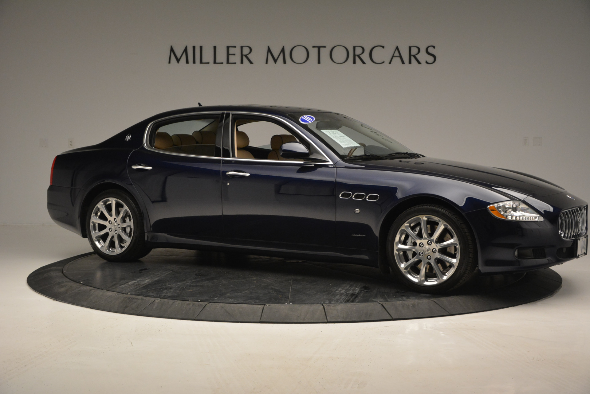 Used 2010 Maserati Quattroporte S For Sale In Westport, CT 795_p10