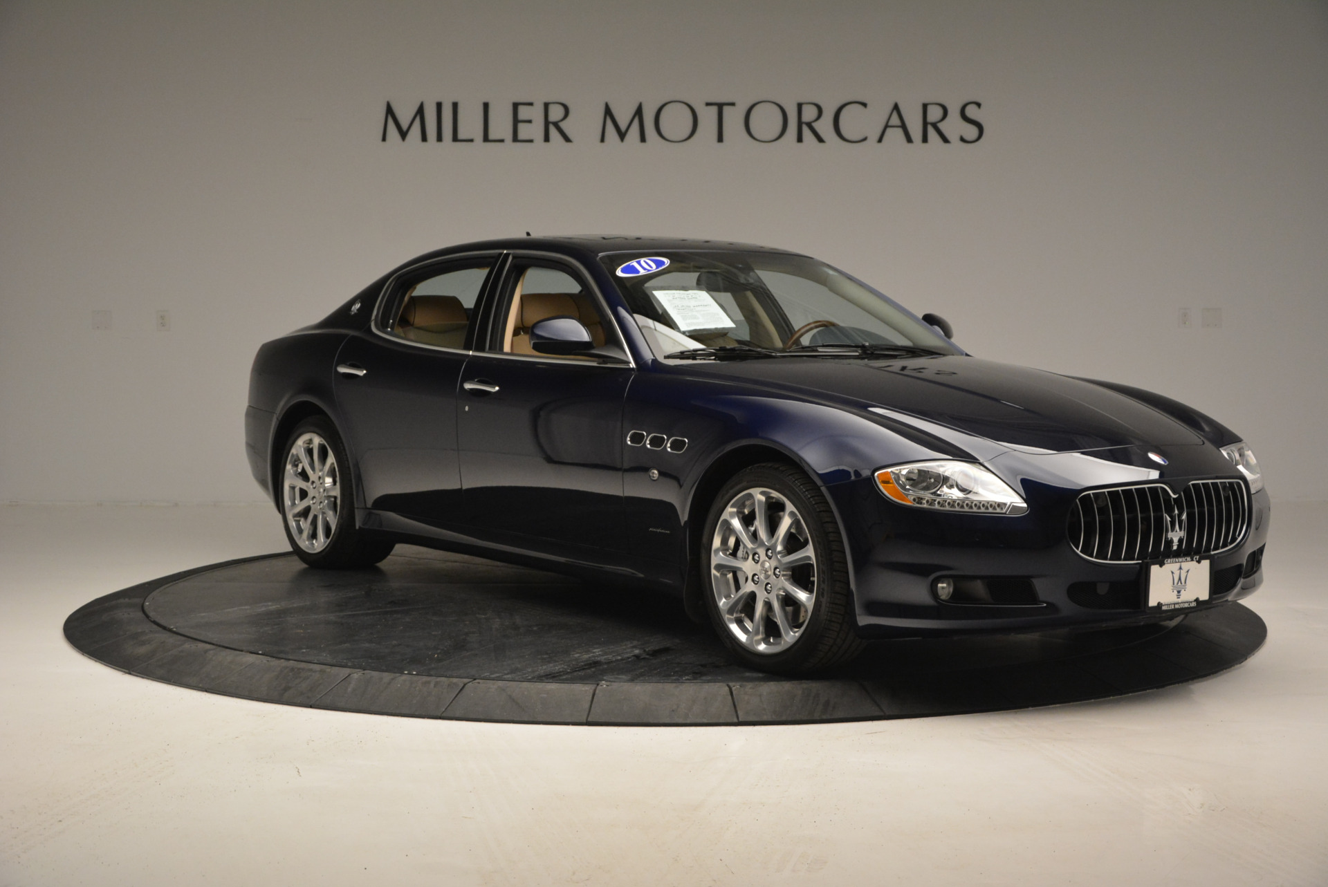 Used 2010 Maserati Quattroporte S For Sale In Westport, CT 795_p11