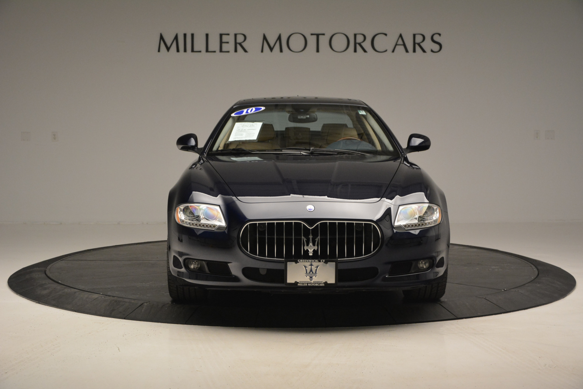 Used 2010 Maserati Quattroporte S For Sale In Westport, CT 795_p12