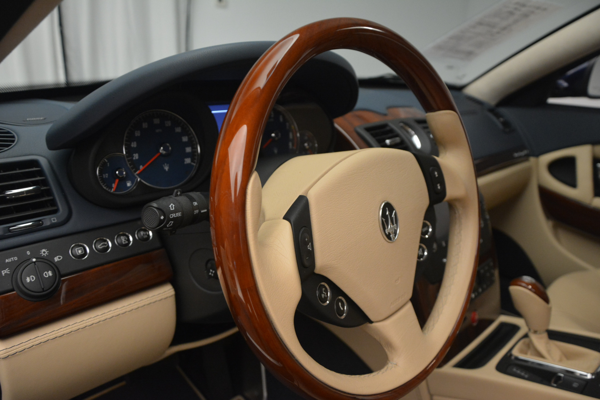 Used 2010 Maserati Quattroporte S For Sale In Westport, CT 795_p16