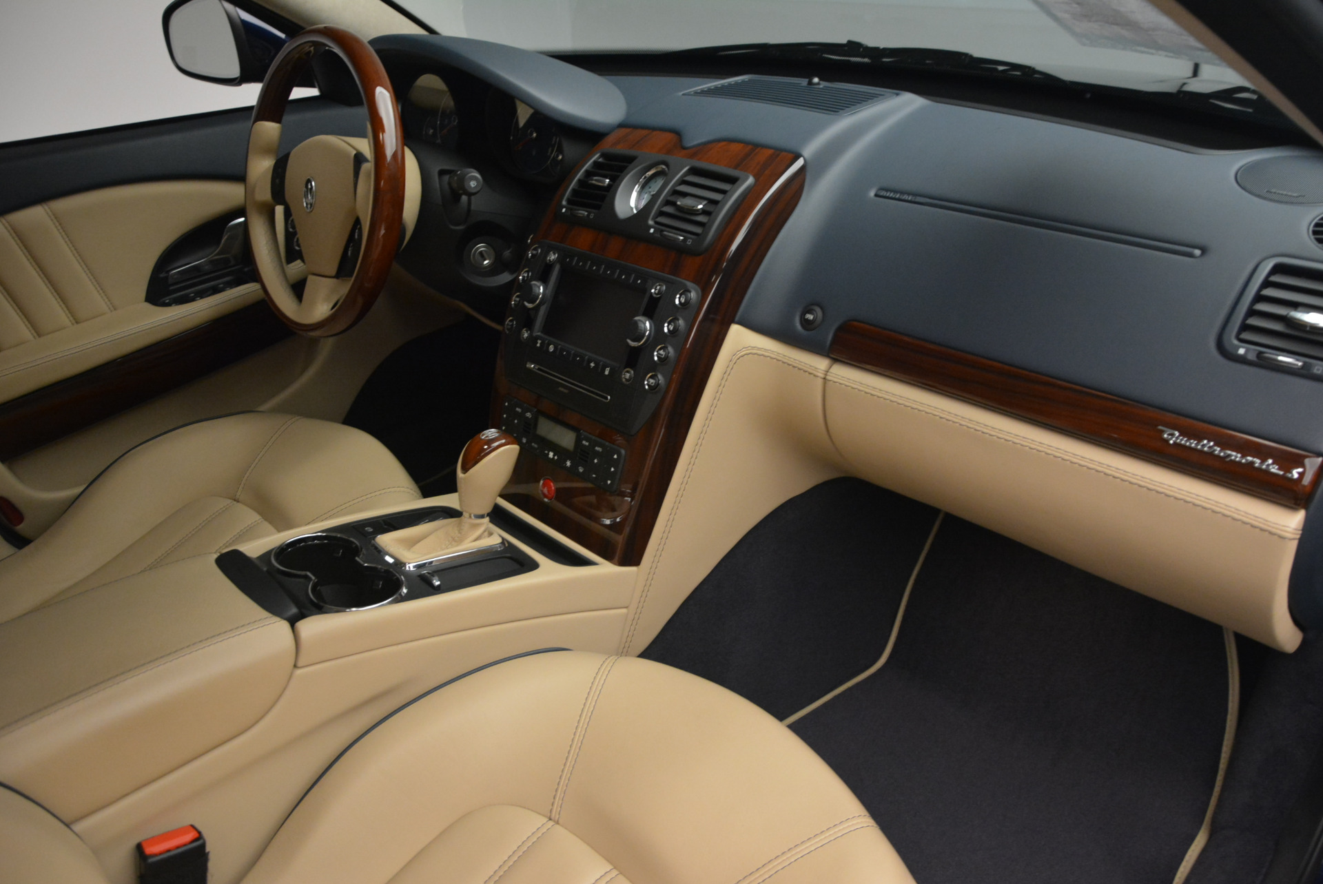 Used 2010 Maserati Quattroporte S For Sale In Westport, CT 795_p19