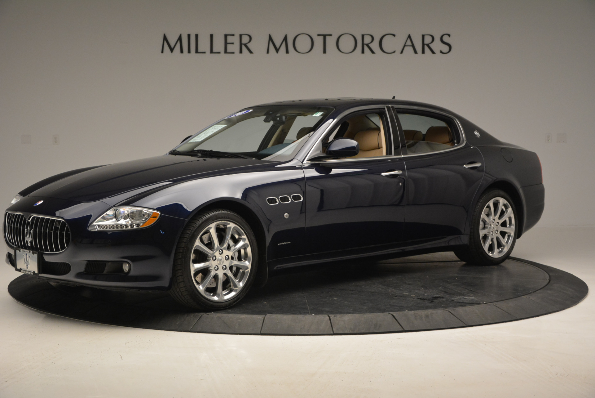 Used 2010 Maserati Quattroporte S For Sale In Westport, CT 795_p2